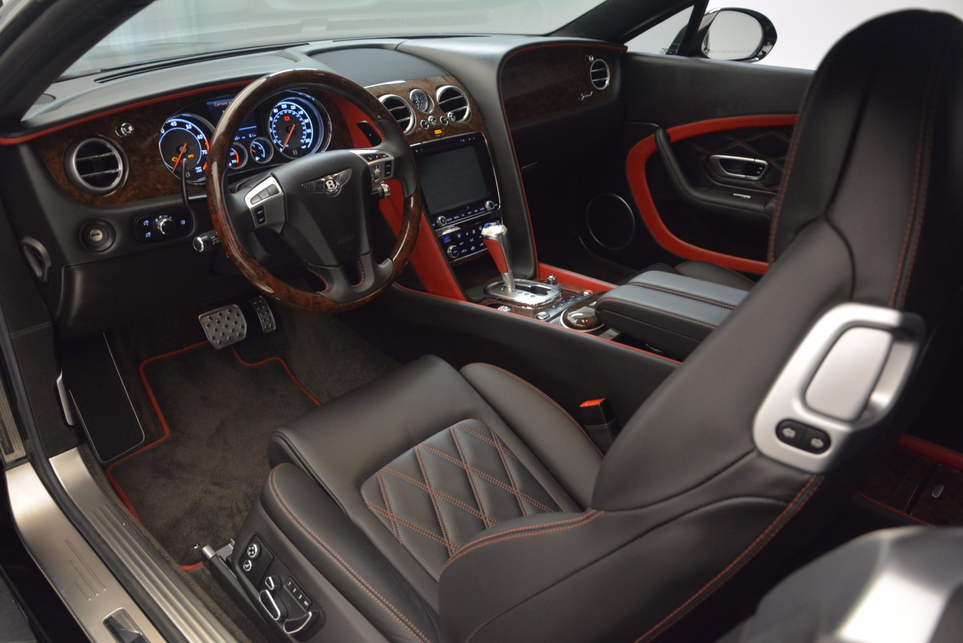 Used 2015 Bentley Continental GT Speed For Sale In Greenwich, CT 1646_p22