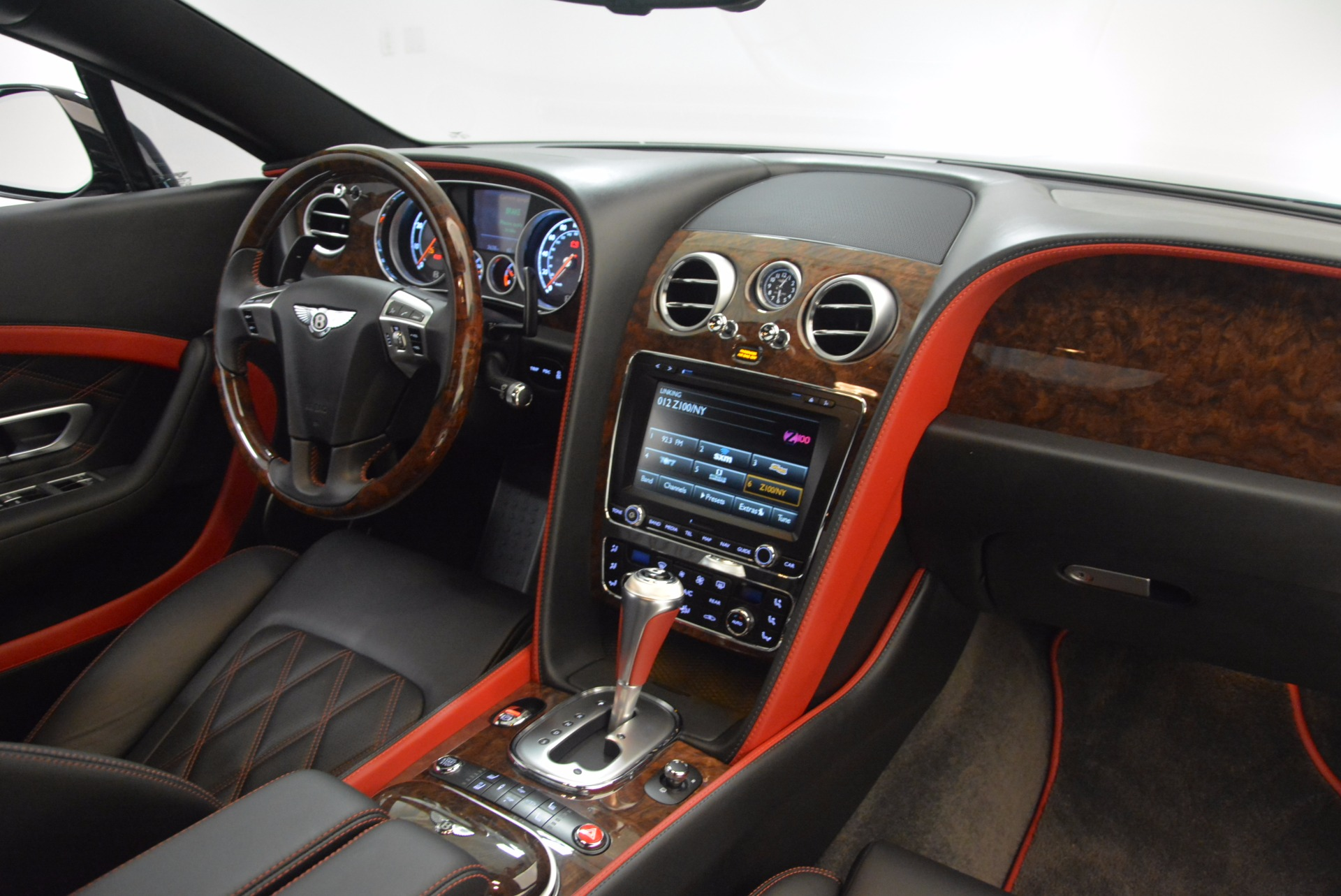 Used 2015 Bentley Continental GT Speed For Sale In Greenwich, CT 1646_p30