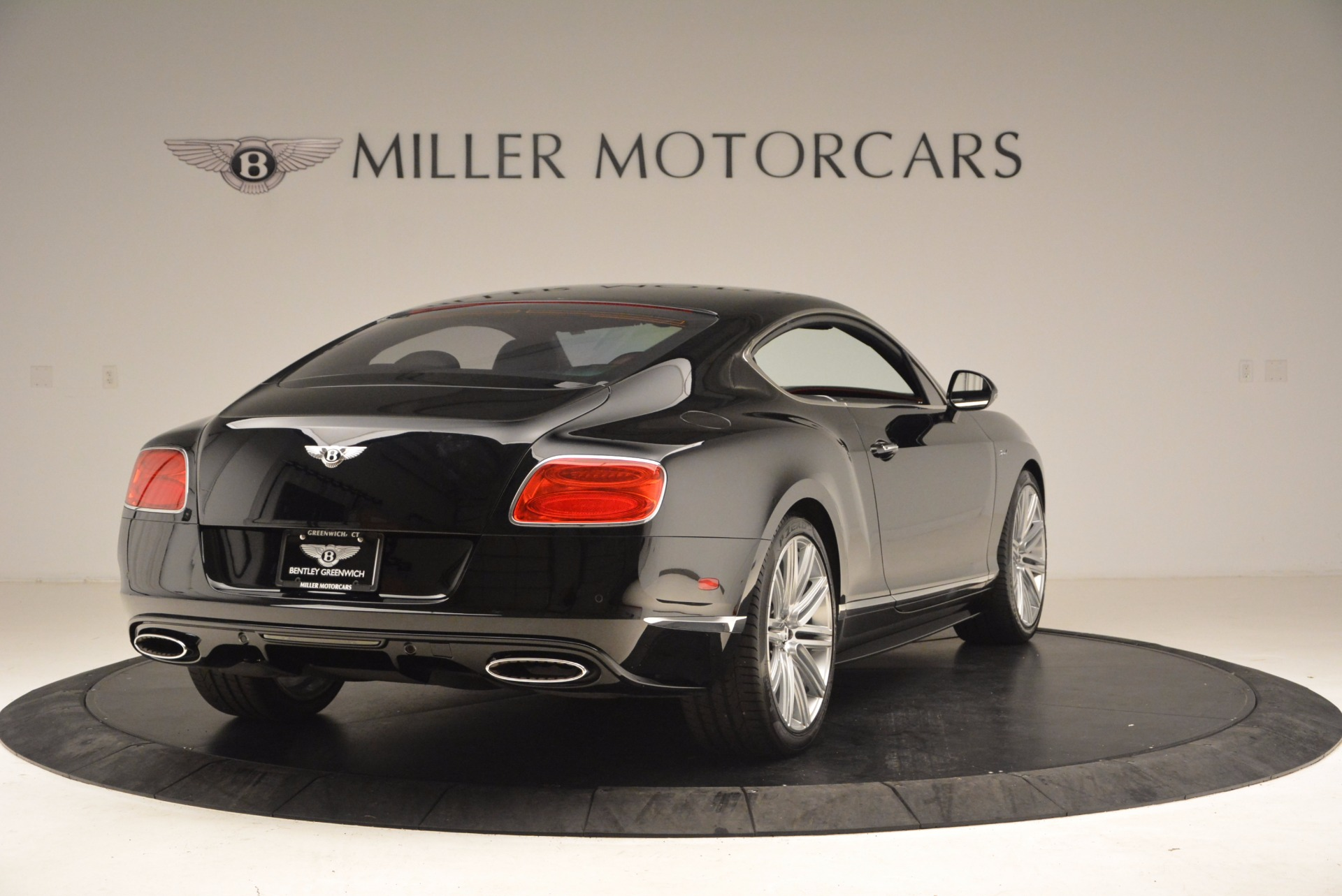Used 2015 Bentley Continental GT Speed For Sale In Greenwich, CT 1646_p7