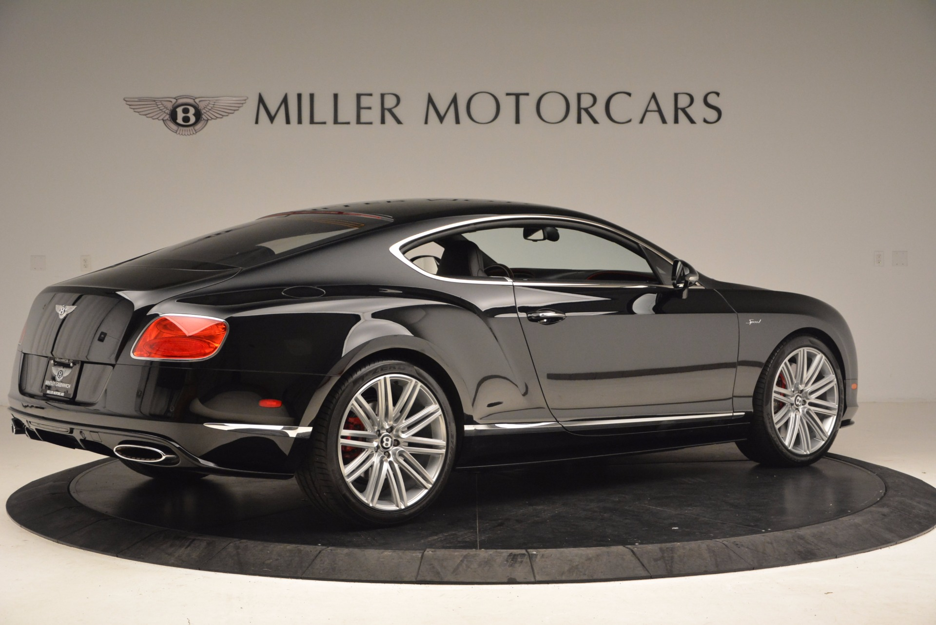 Used 2015 Bentley Continental GT Speed For Sale In Greenwich, CT 1646_p8