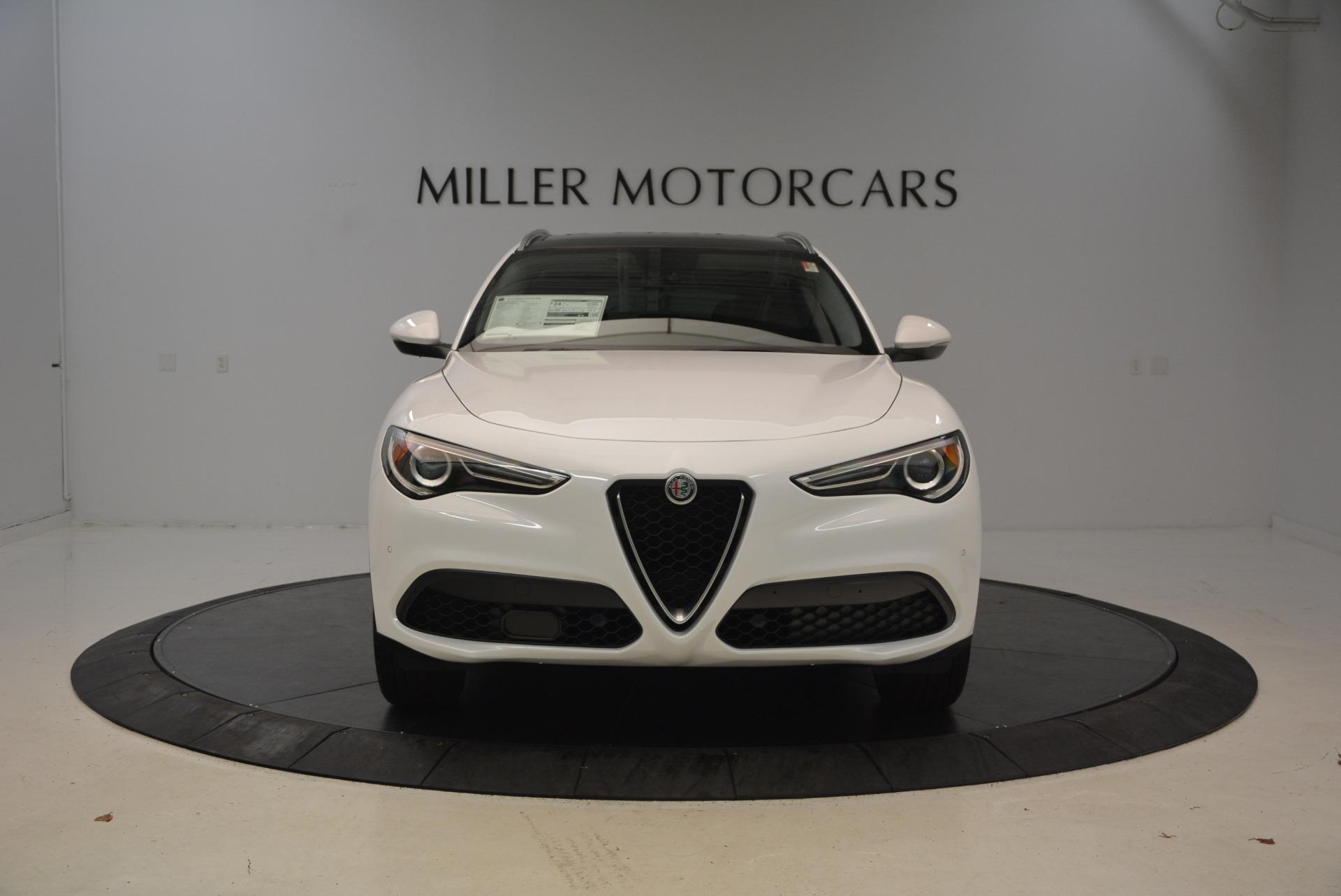 New 2018 Alfa Romeo Stelvio Q4 For Sale In Greenwich, CT 1649_p12