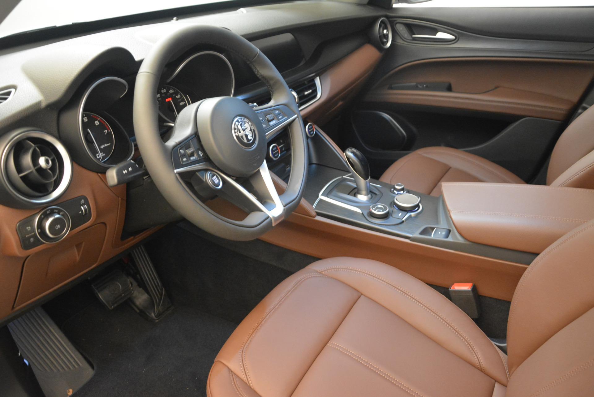 New 2018 Alfa Romeo Stelvio Q4 For Sale In Greenwich, CT 1649_p13