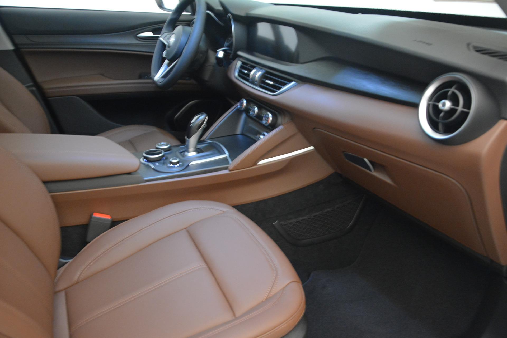 New 2018 Alfa Romeo Stelvio Q4 For Sale In Greenwich, CT 1649_p19