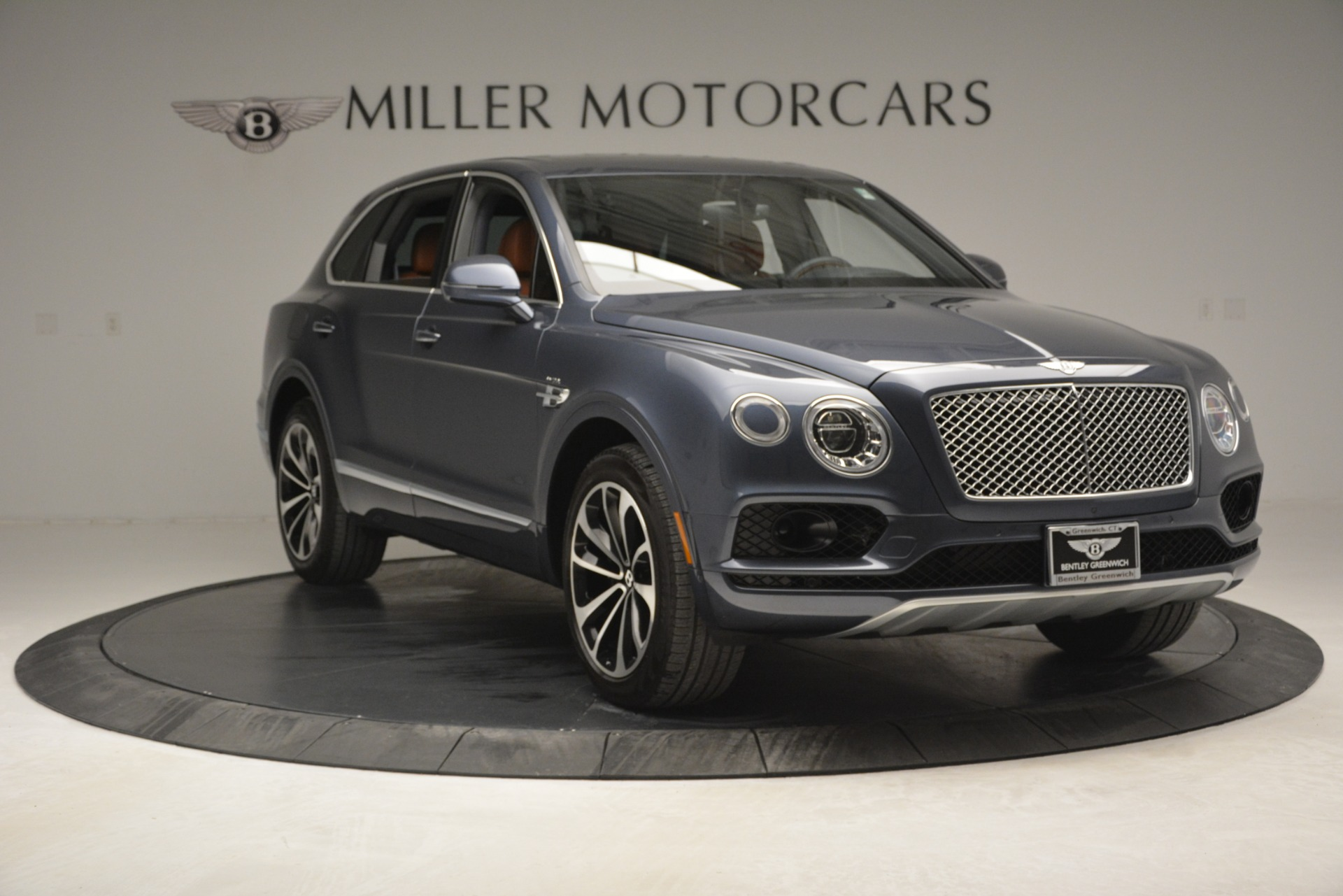 Used 2018 Bentley Bentayga Onyx For Sale In Greenwich, CT 1651_p11