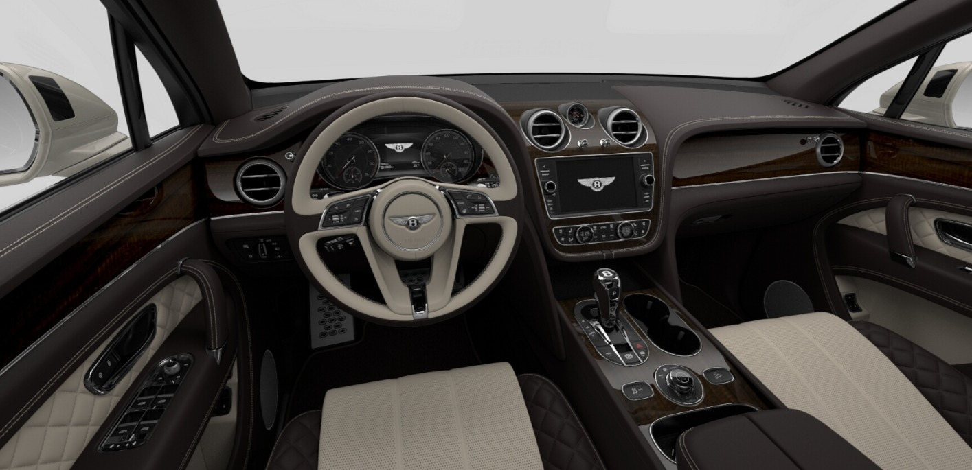 New 2018 Bentley Bentayga Signature For Sale In Greenwich, CT 1652_p6