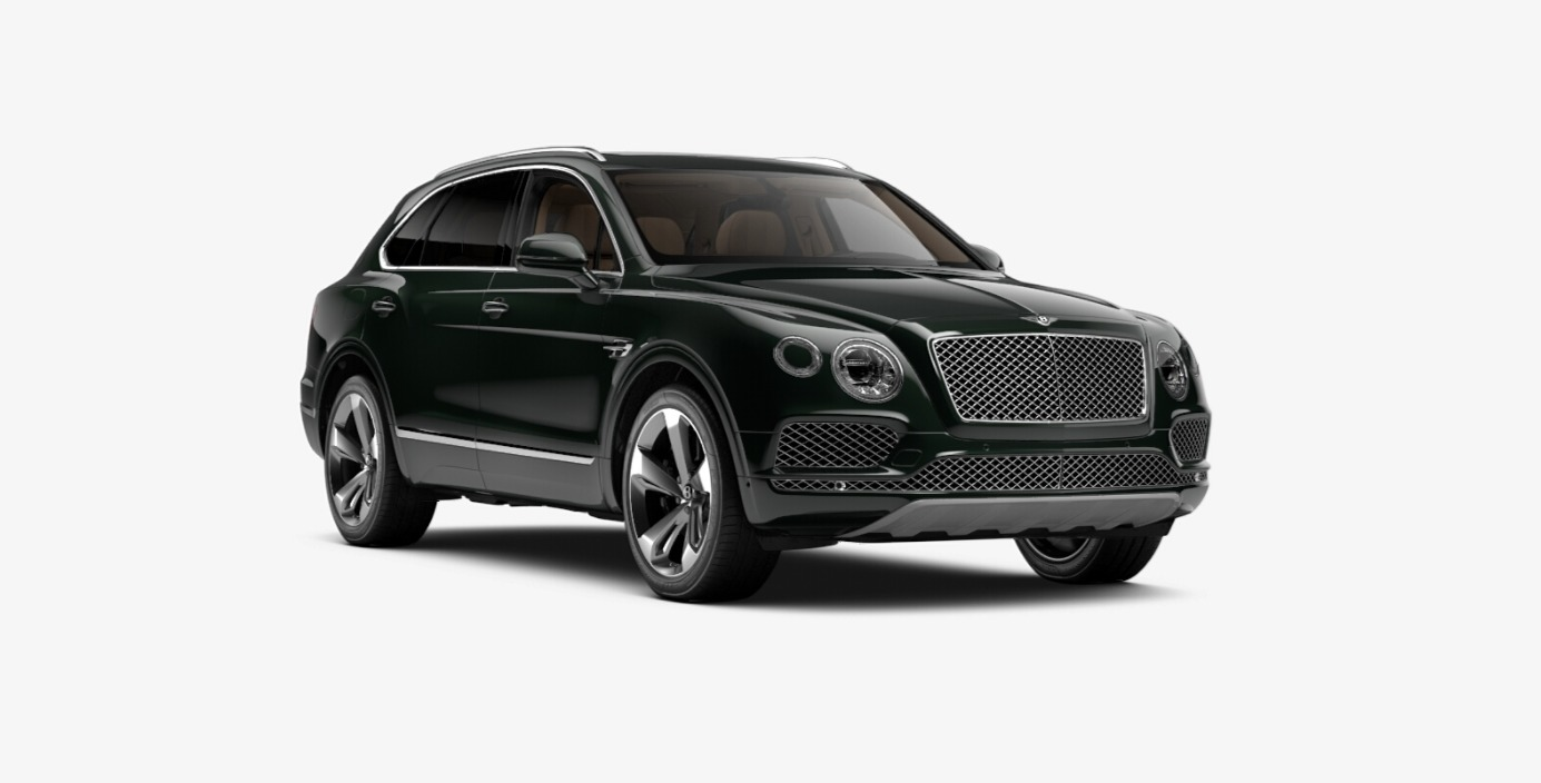 New 2018 Bentley Bentayga Onyx For Sale In Greenwich, CT
