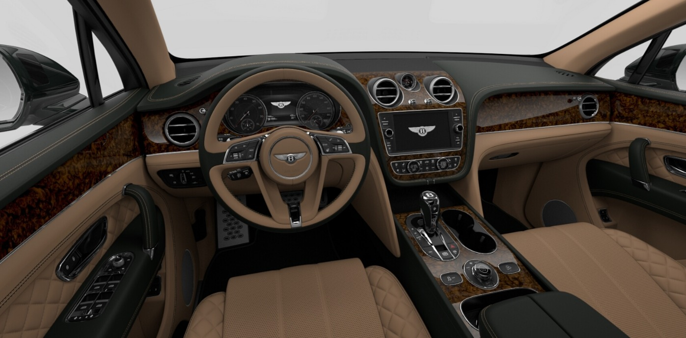 New 2018 Bentley Bentayga Onyx For Sale In Greenwich, CT 1655_p6
