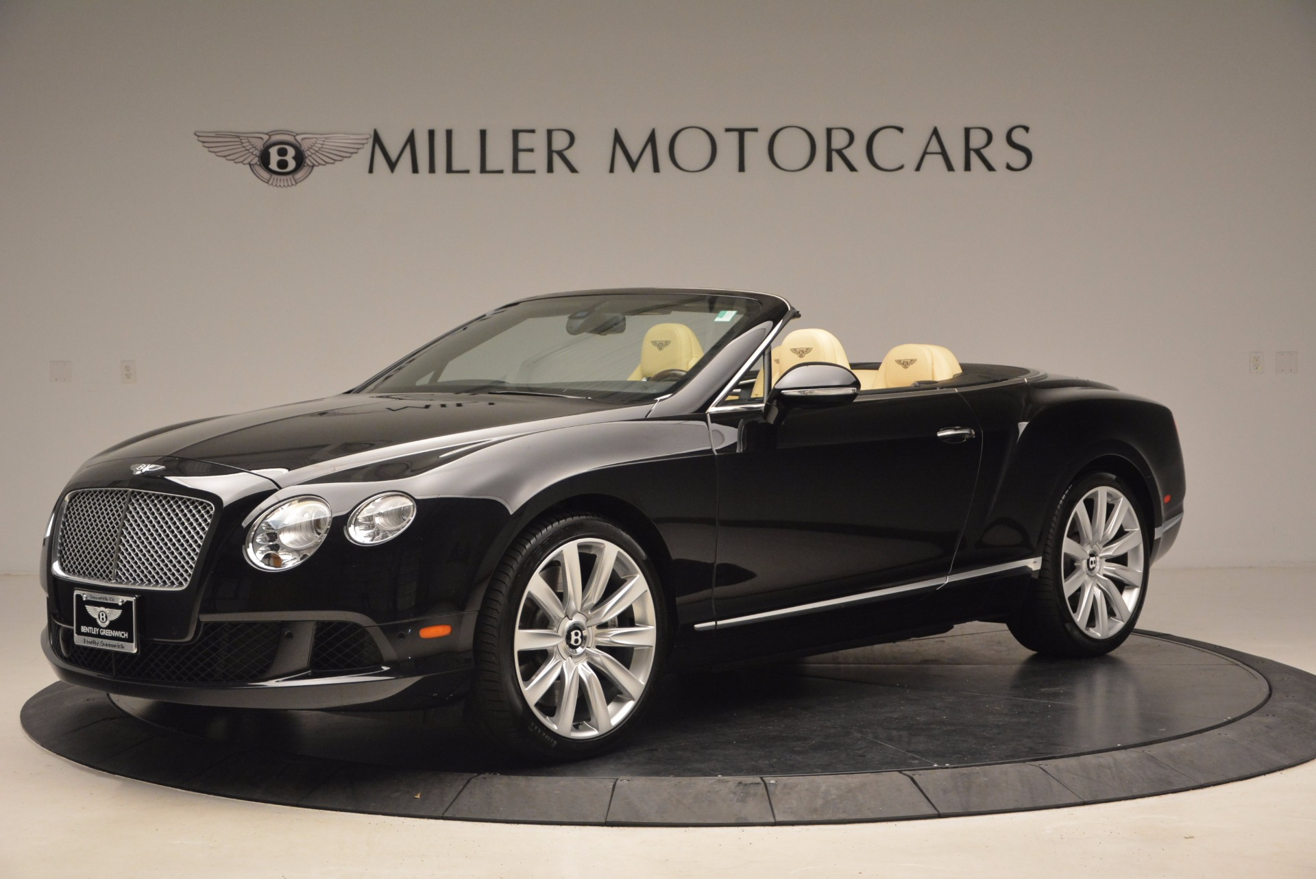 Used 2012 Bentley Continental GT W12 For Sale In Greenwich, CT 1656_p2