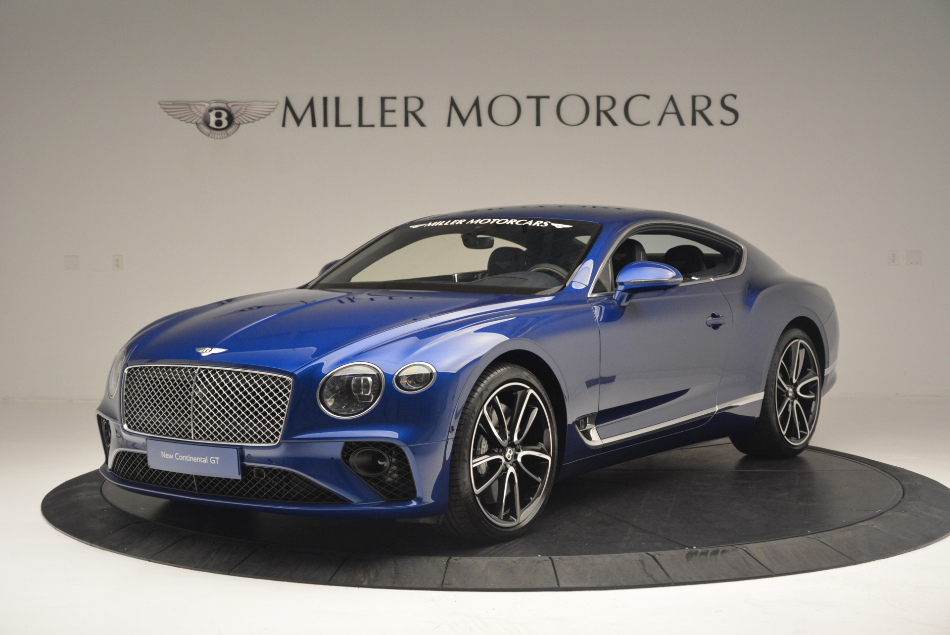 New 2020 Bentley Continental GT  For Sale In Greenwich, CT 1657_p2