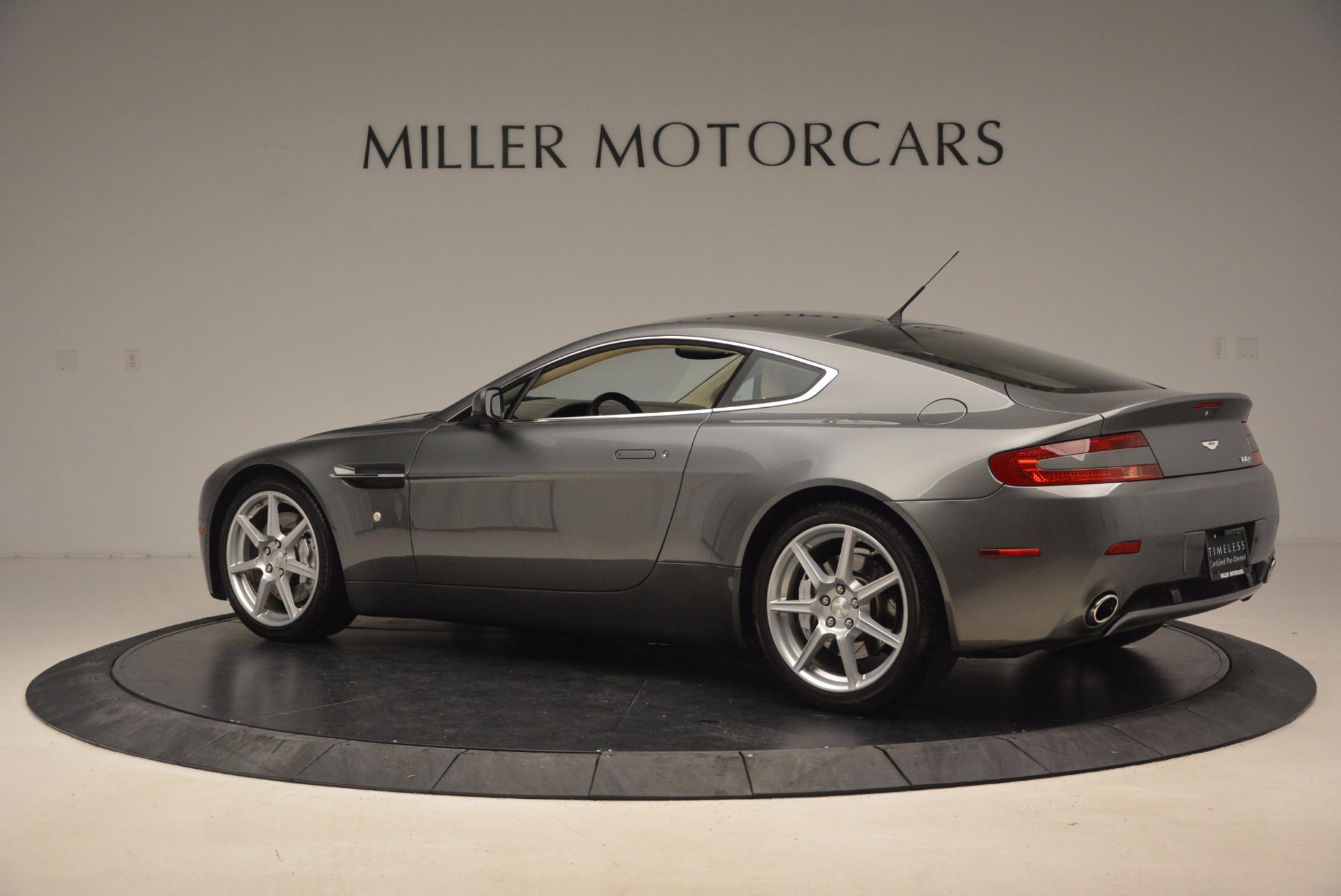 Used 2006 Aston Martin V8 Vantage  For Sale In Greenwich, CT 1658_p4