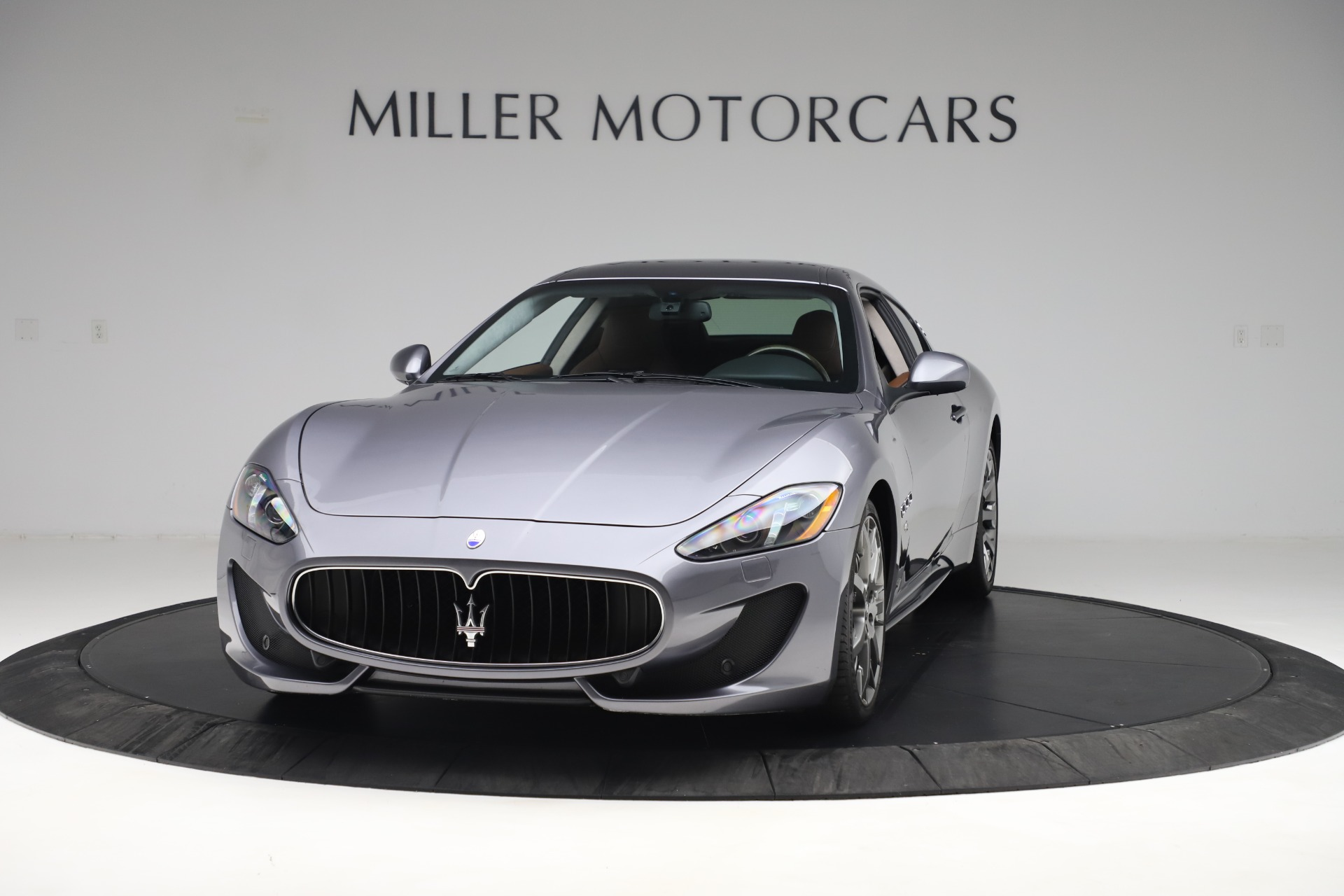 New 2016 Maserati GranTurismo Sport- TEST DRIVE SPECIAL For Sale In Greenwich, CT