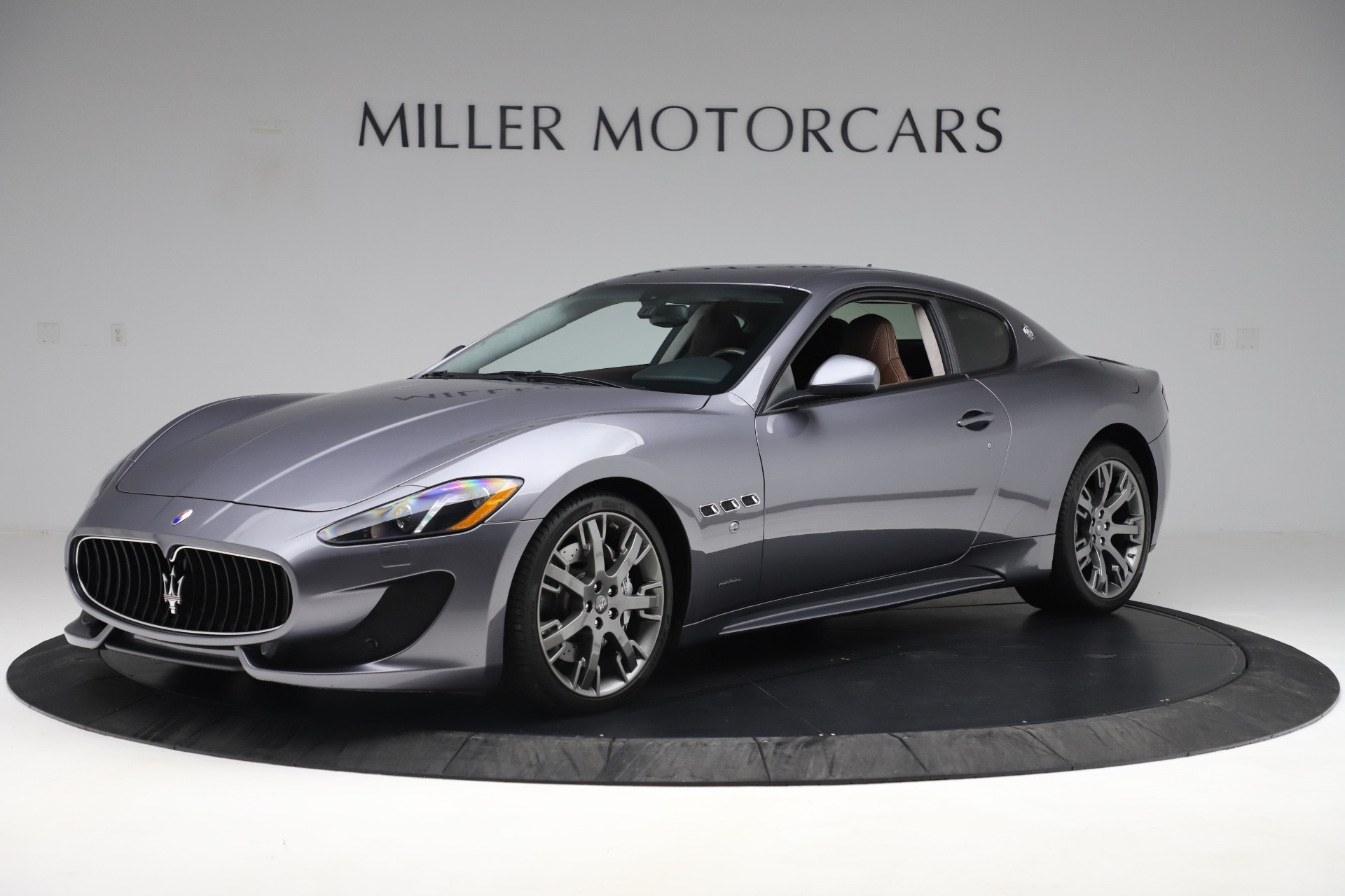 New 2016 Maserati GranTurismo Sport- TEST DRIVE SPECIAL For Sale In Greenwich, CT 166_p2