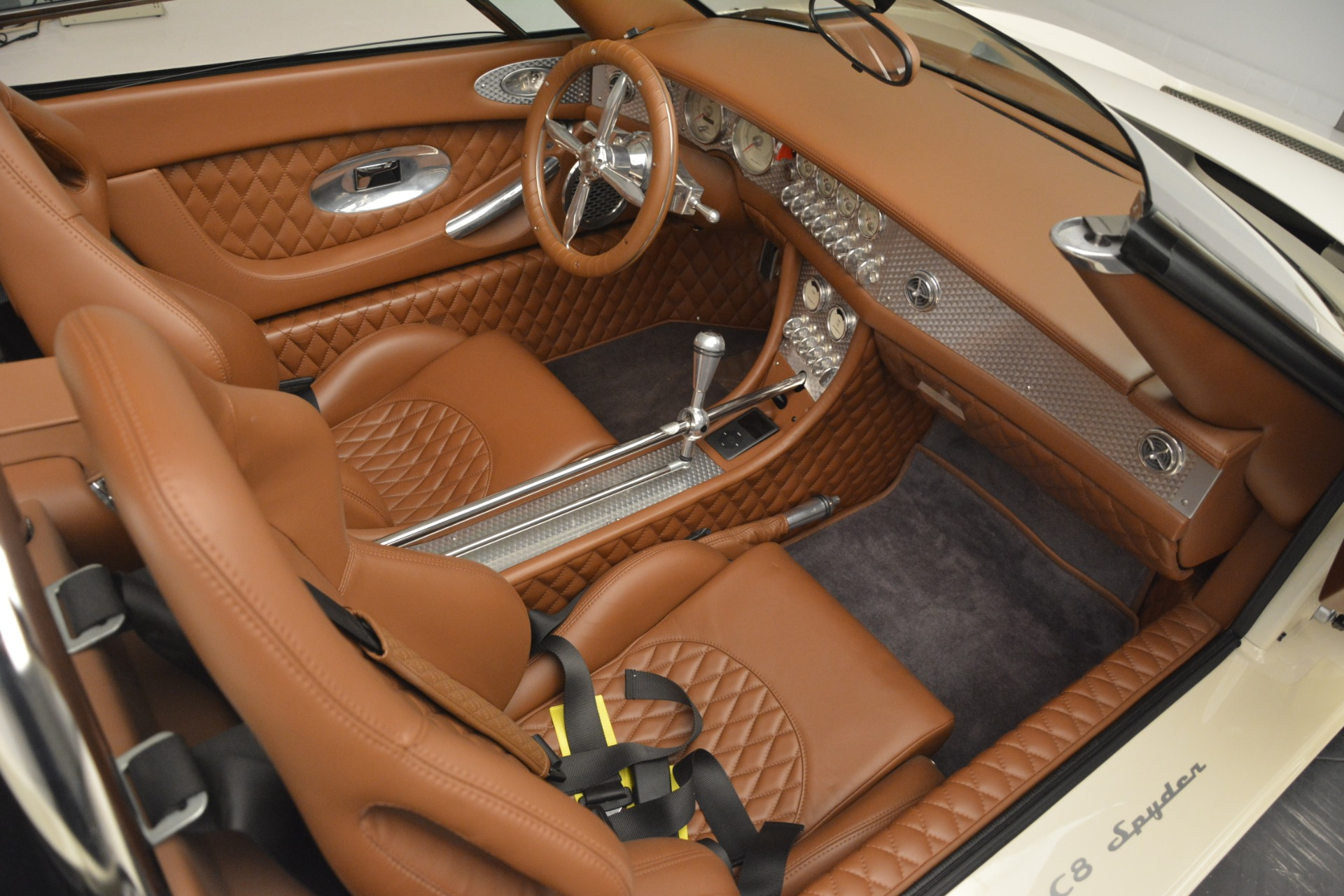 Used 2006 Spyker C8 Spyder  For Sale In Greenwich, CT 1661_p21
