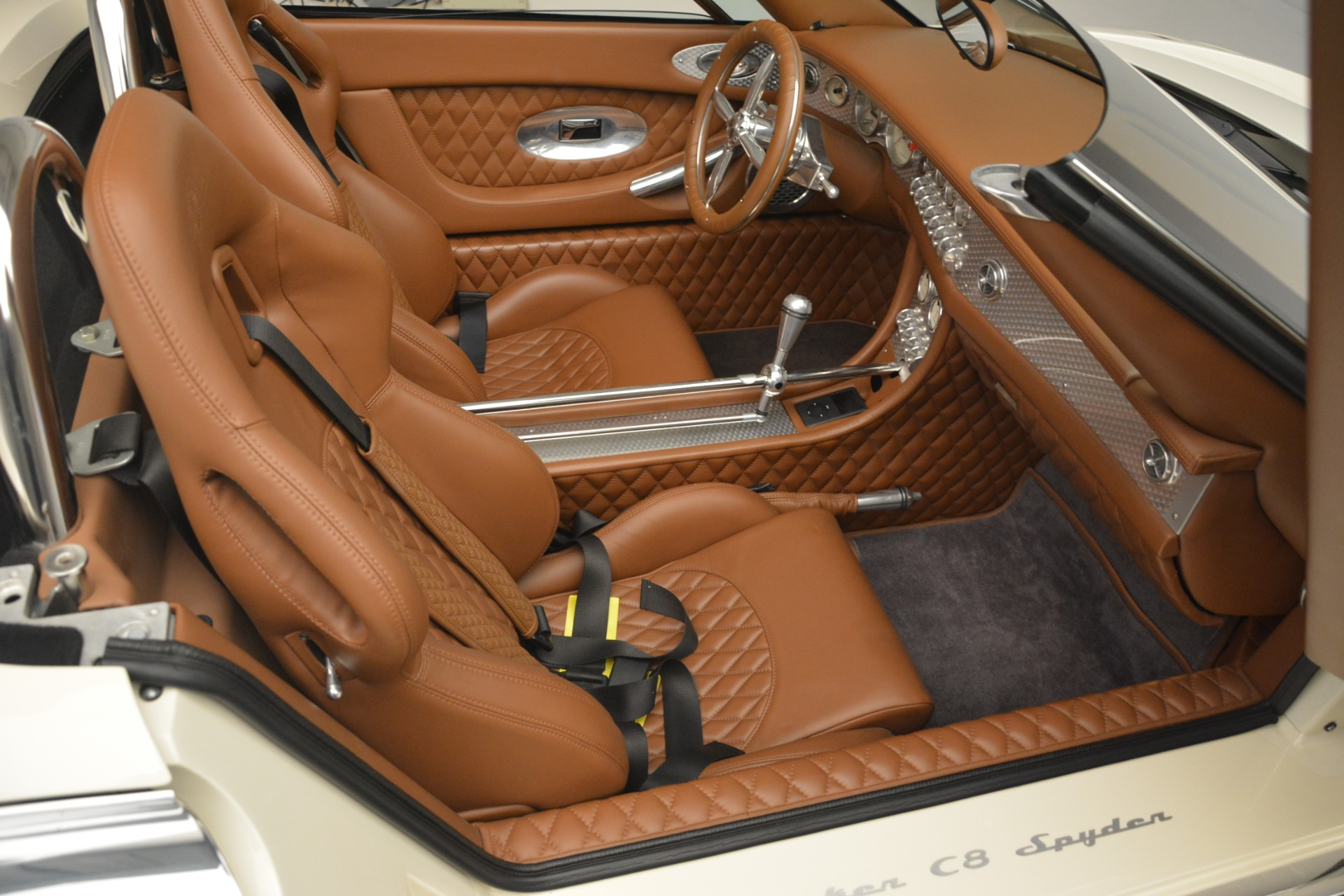 Used 2006 Spyker C8 Spyder  For Sale In Greenwich, CT 1661_p22