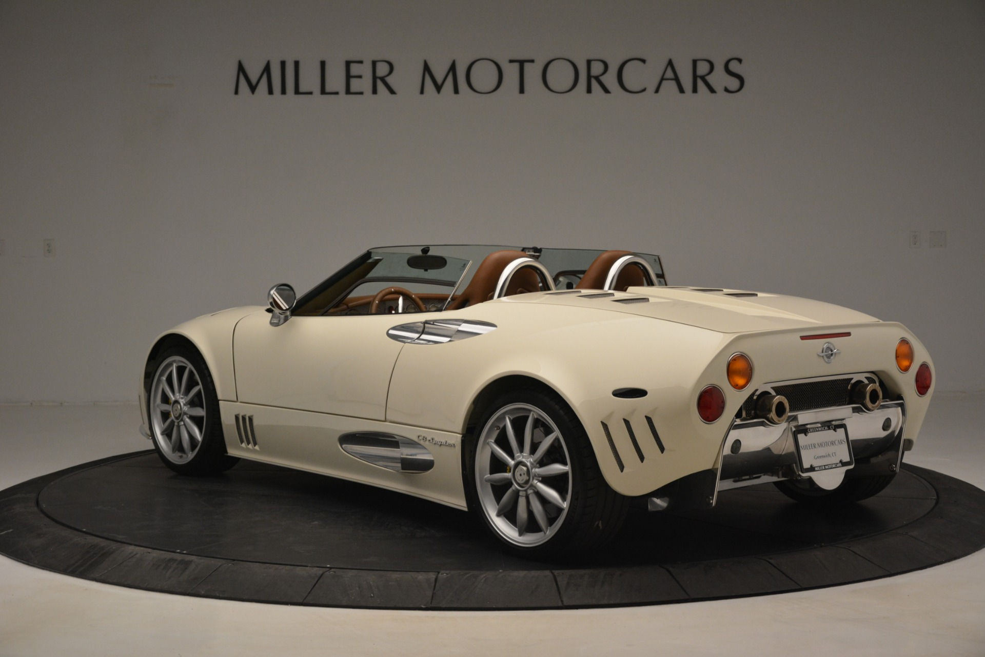 Used 2006 Spyker C8 Spyder  For Sale In Greenwich, CT 1661_p5
