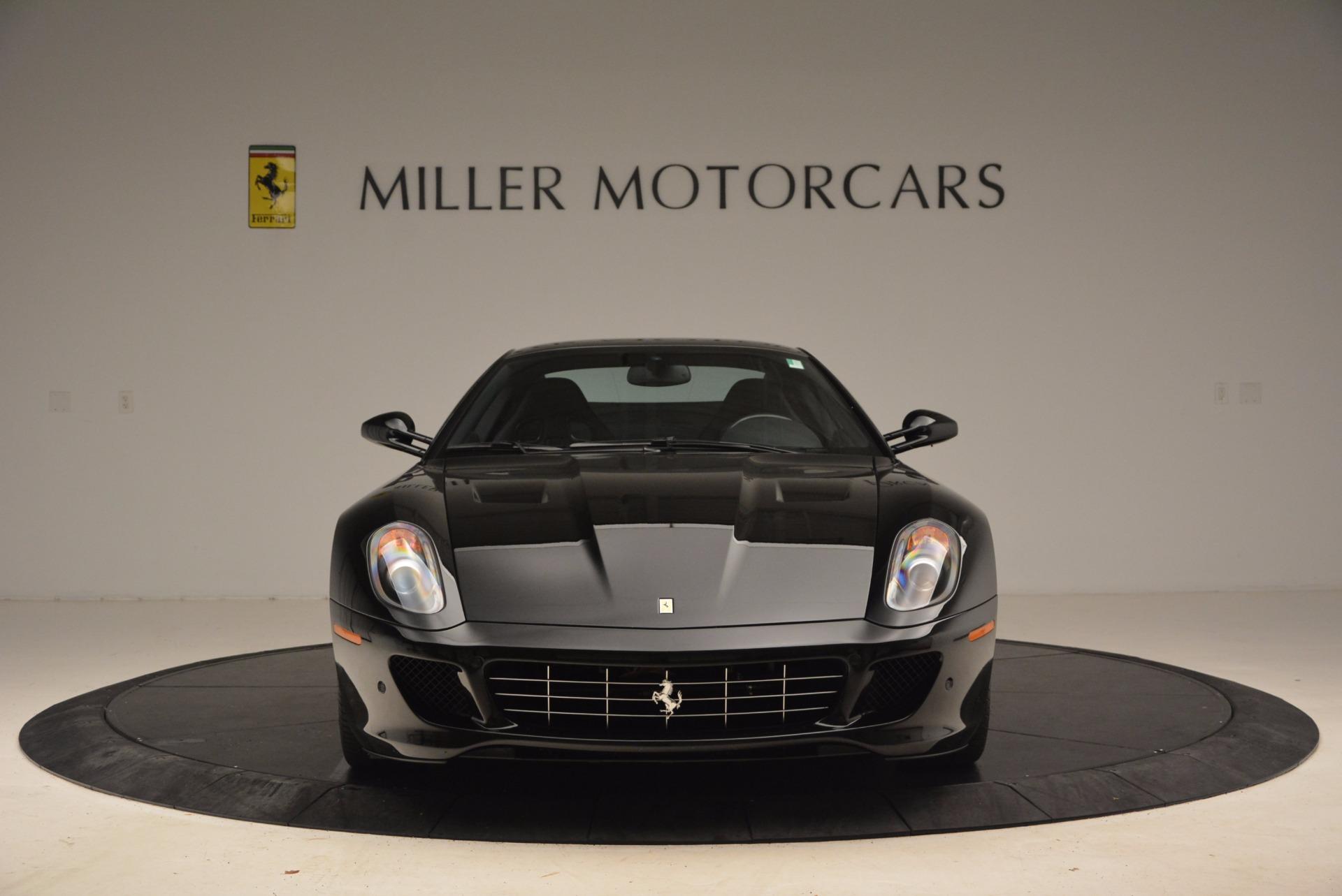Used 2008 Ferrari 599 GTB Fiorano  For Sale In Greenwich, CT 1663_p12