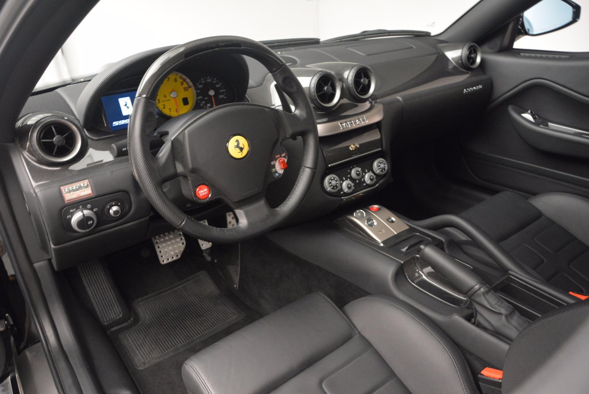 Used 2008 Ferrari 599 GTB Fiorano  For Sale In Greenwich, CT 1663_p13