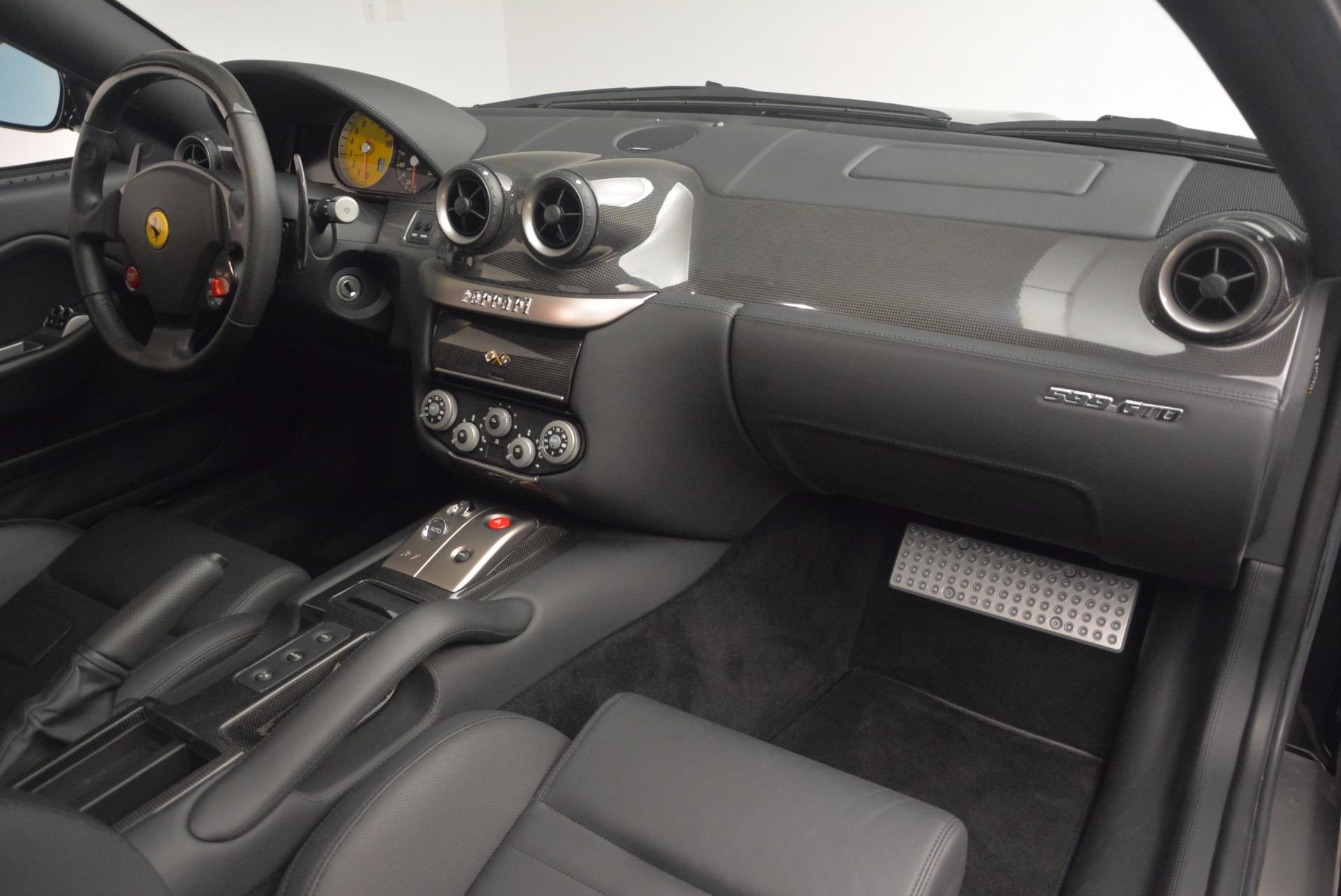 Used 2008 Ferrari 599 GTB Fiorano  For Sale In Greenwich, CT 1663_p17