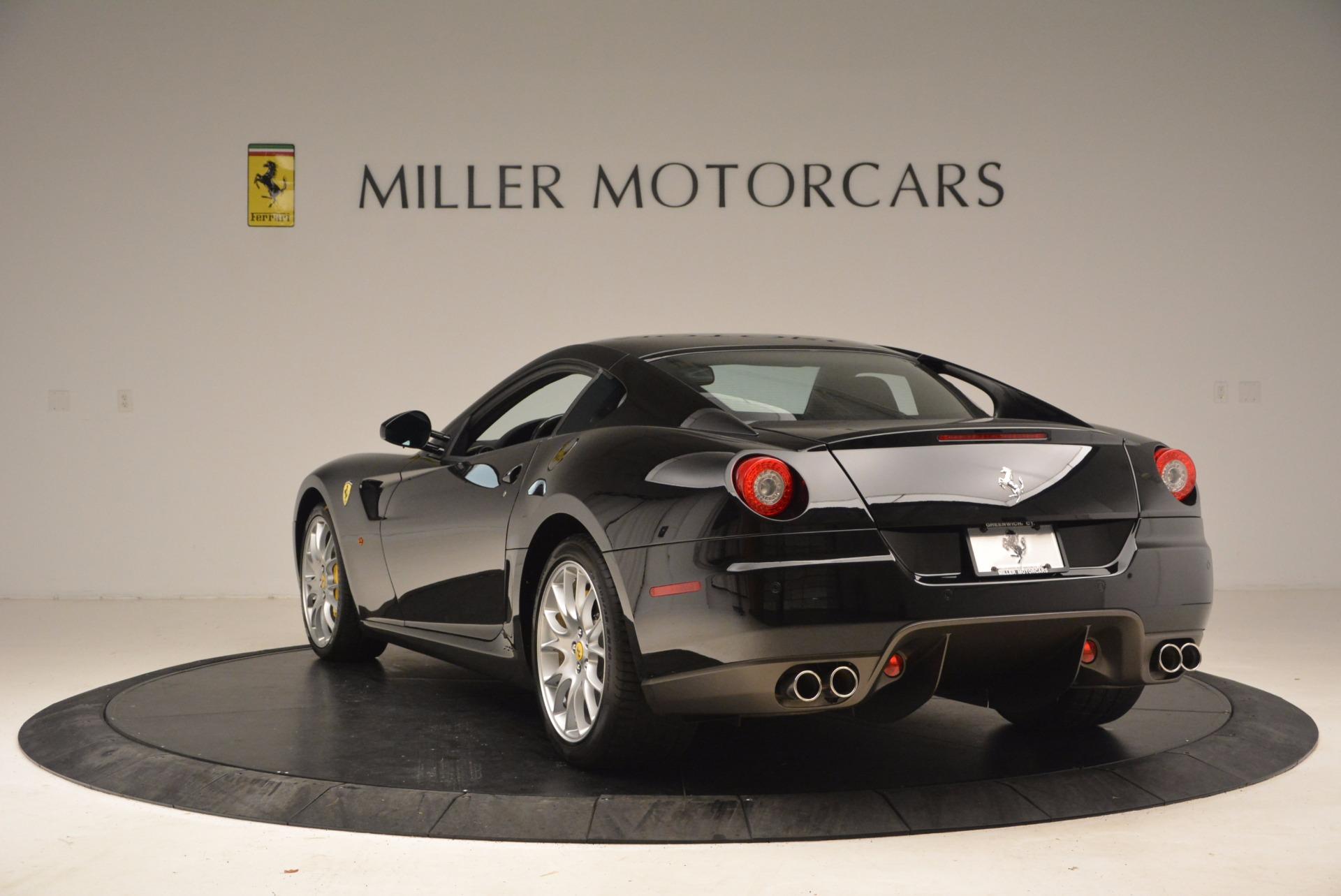 Used 2008 Ferrari 599 GTB Fiorano  For Sale In Greenwich, CT 1663_p5