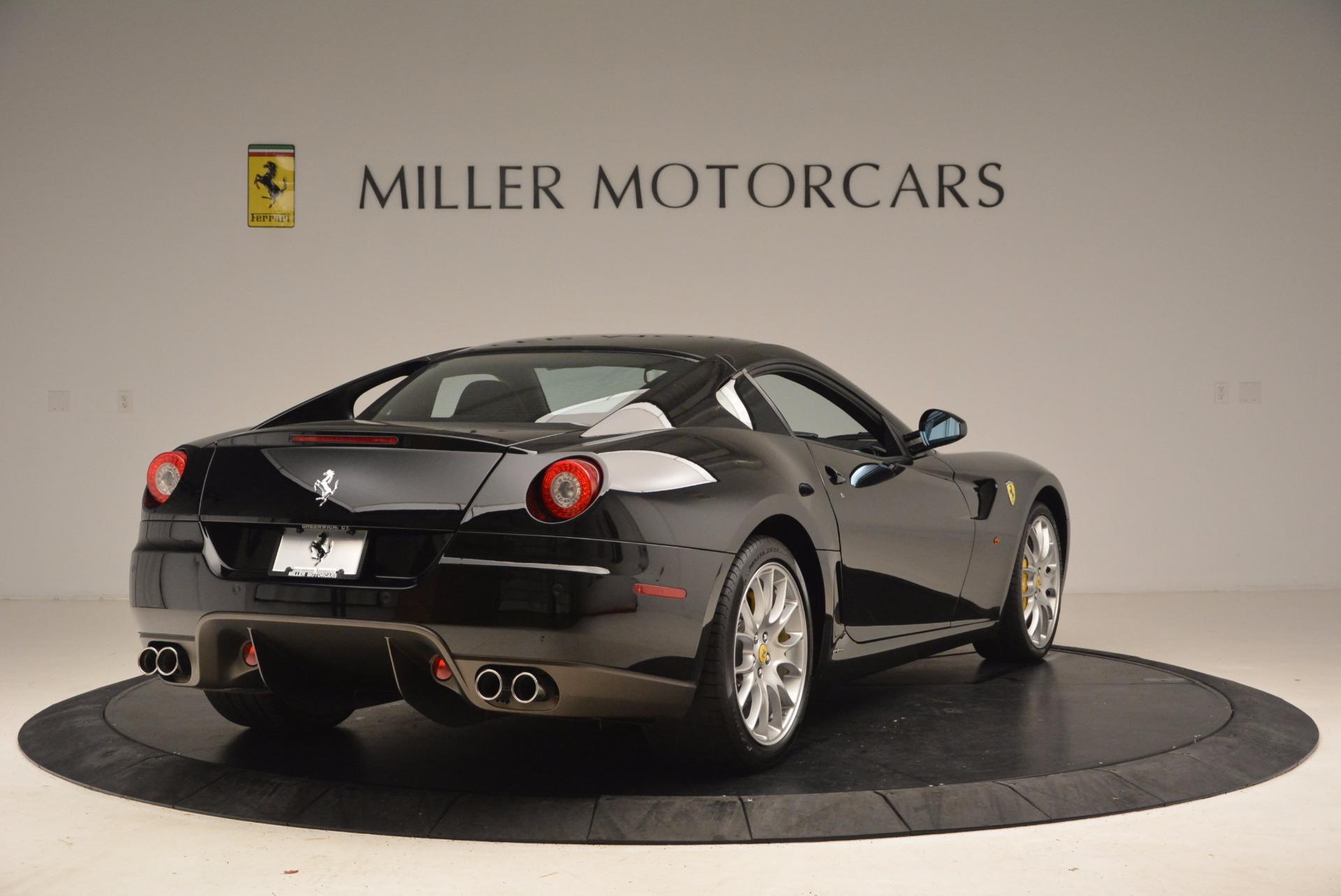Used 2008 Ferrari 599 GTB Fiorano  For Sale In Greenwich, CT 1663_p7