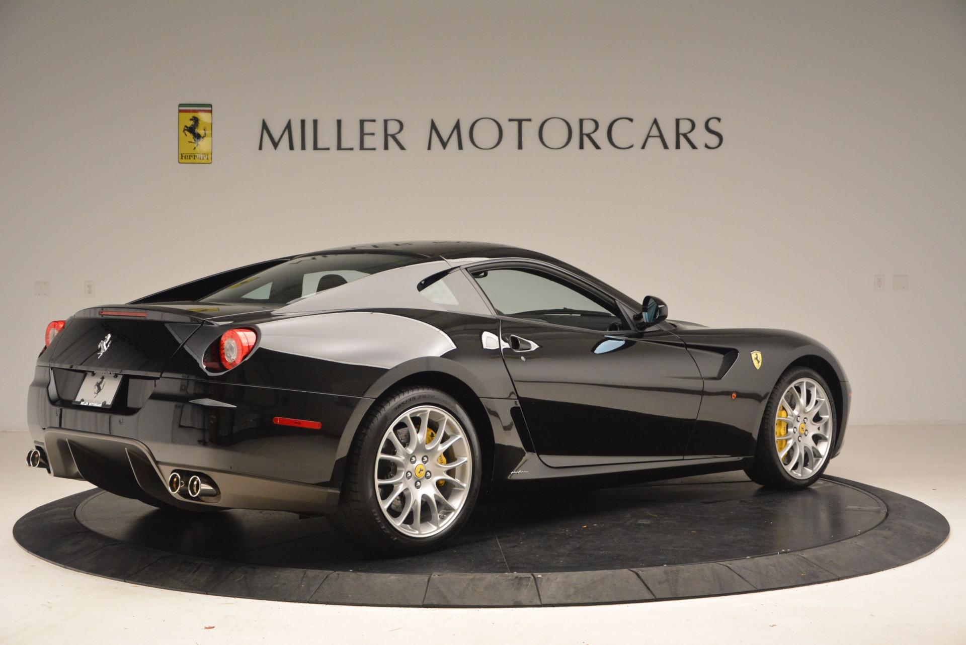 Used 2008 Ferrari 599 GTB Fiorano  For Sale In Greenwich, CT 1663_p8