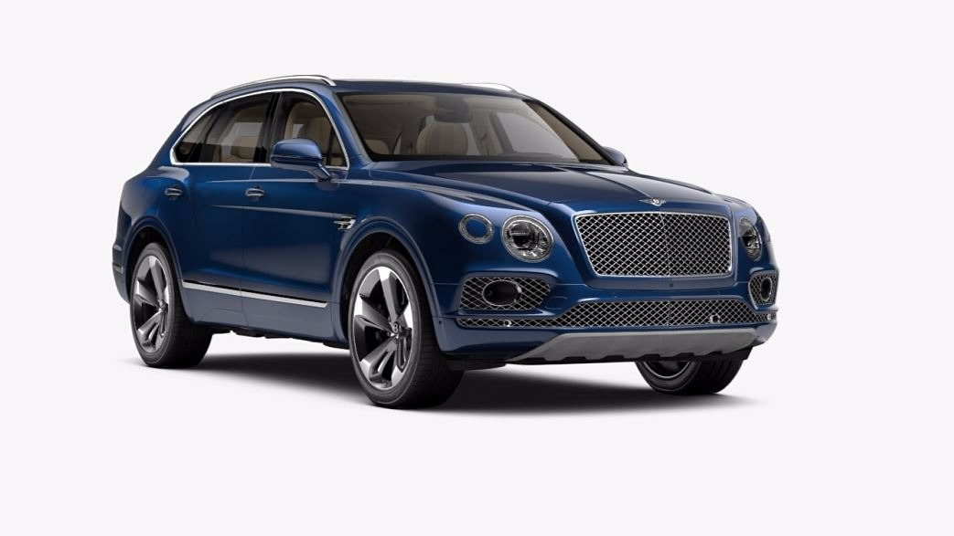 New 2018 Bentley Bentayga Signature For Sale In Greenwich, CT 1670_main