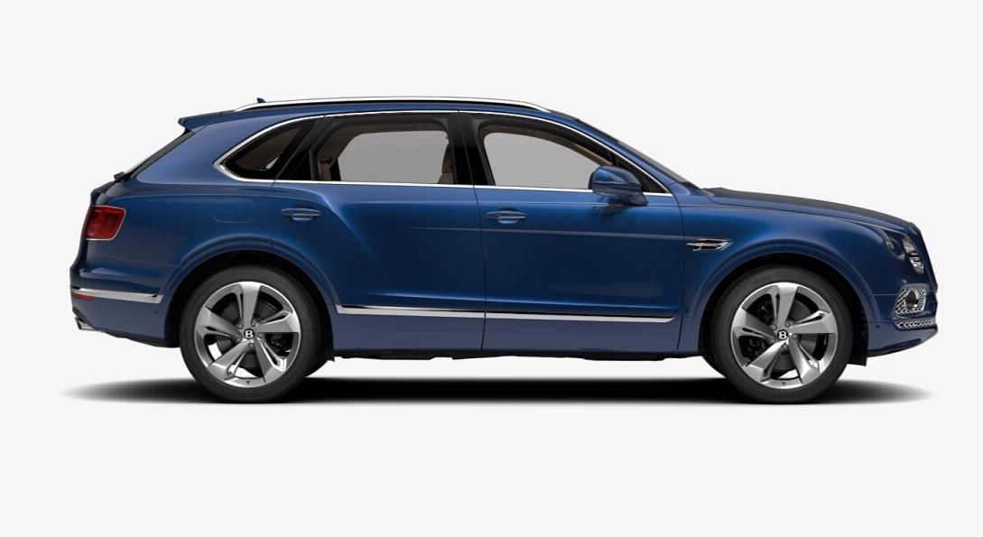 New 2018 Bentley Bentayga Signature For Sale In Greenwich, CT 1670_p2