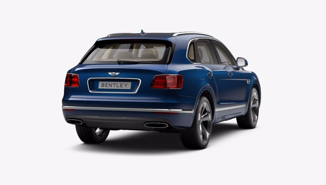 New 2018 Bentley Bentayga Signature For Sale In Greenwich, CT 1670_p3