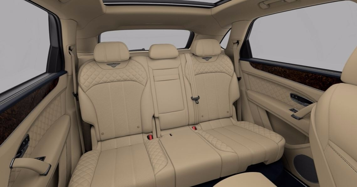 New 2018 Bentley Bentayga Signature For Sale In Greenwich, CT 1670_p9