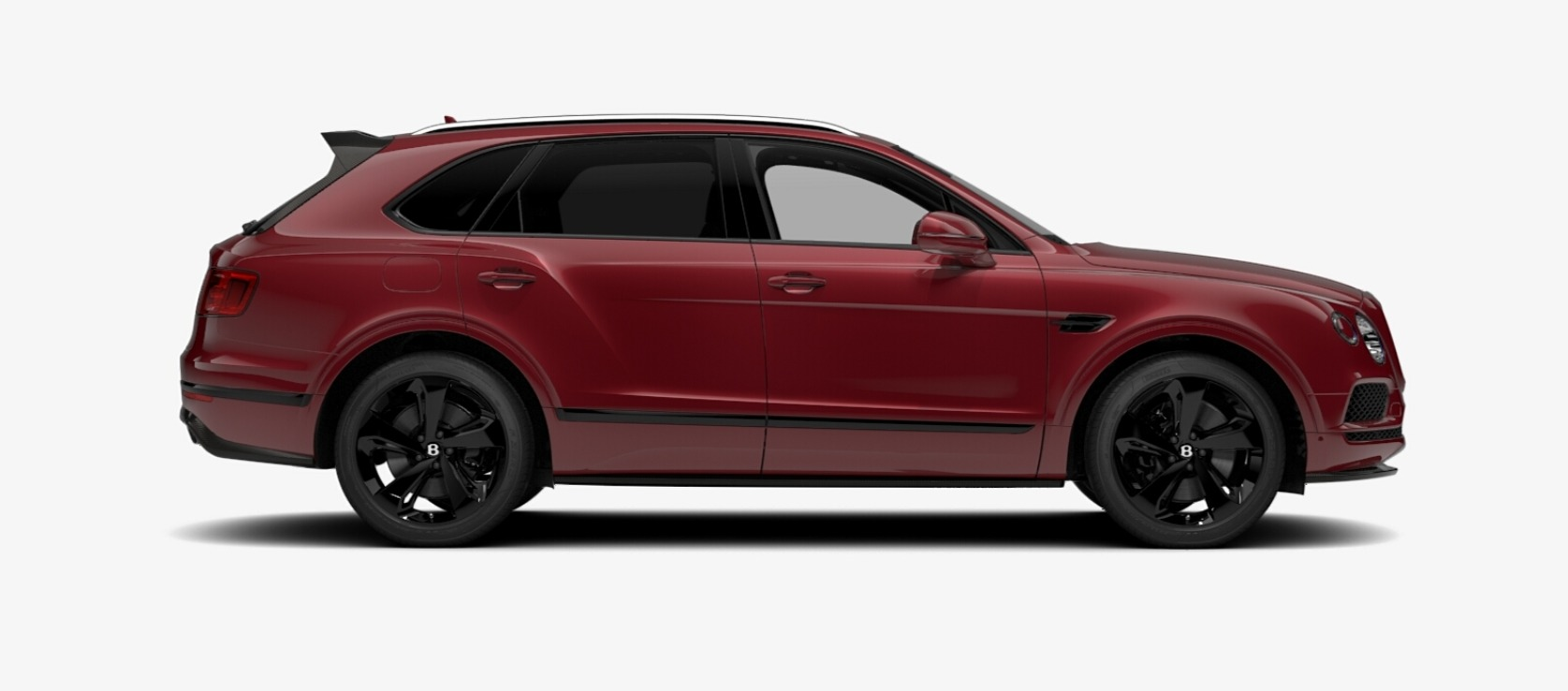 New 2018 Bentley Bentayga Black Edition For Sale In Greenwich, CT 1671_p2