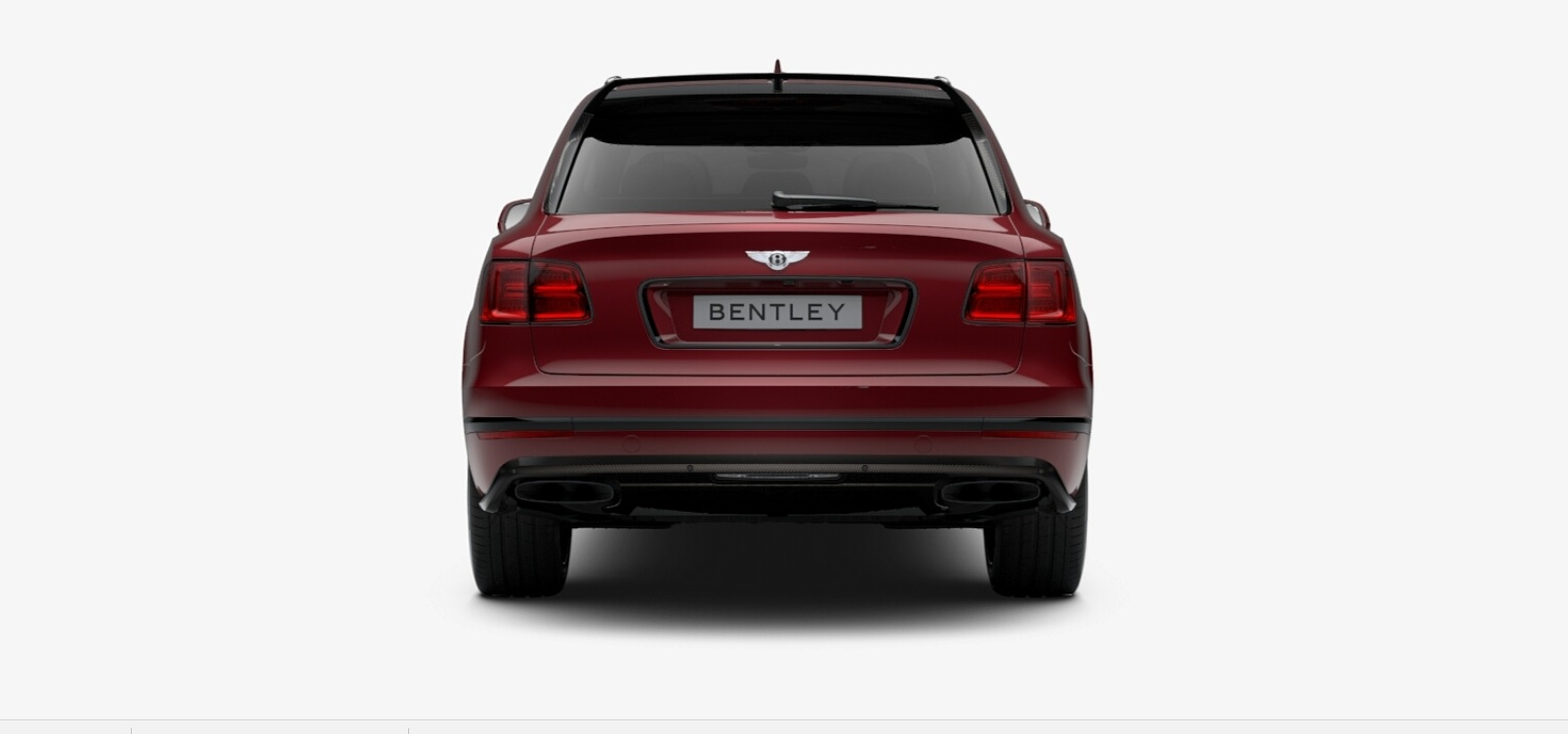 New 2018 Bentley Bentayga Black Edition For Sale In Greenwich, CT 1671_p4