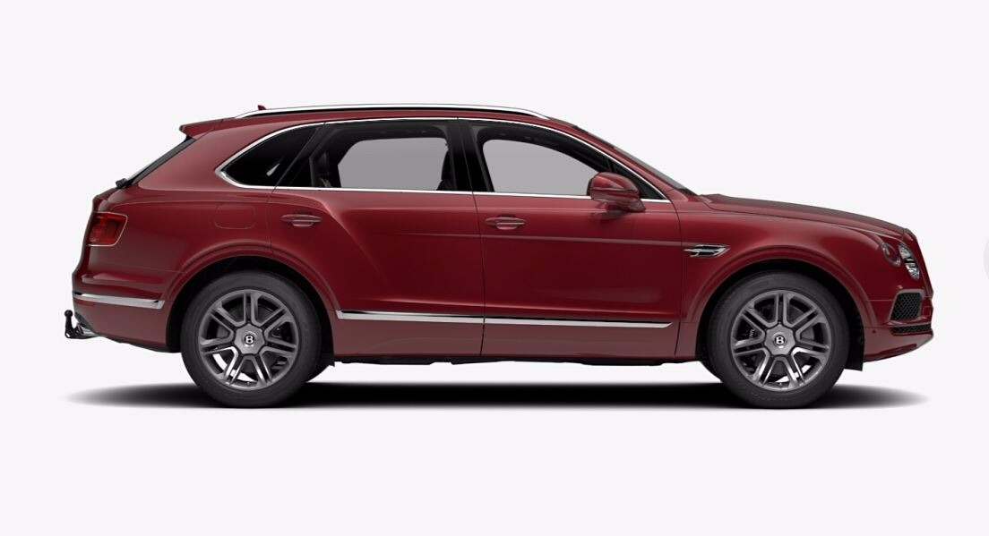 New 2018 Bentley Bentayga Activity Edition-Now with seating for 7!!! For Sale In Greenwich, CT 1672_p2