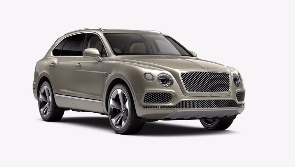 New 2018 Bentley Bentayga Onyx For Sale In Greenwich, CT 1674_main