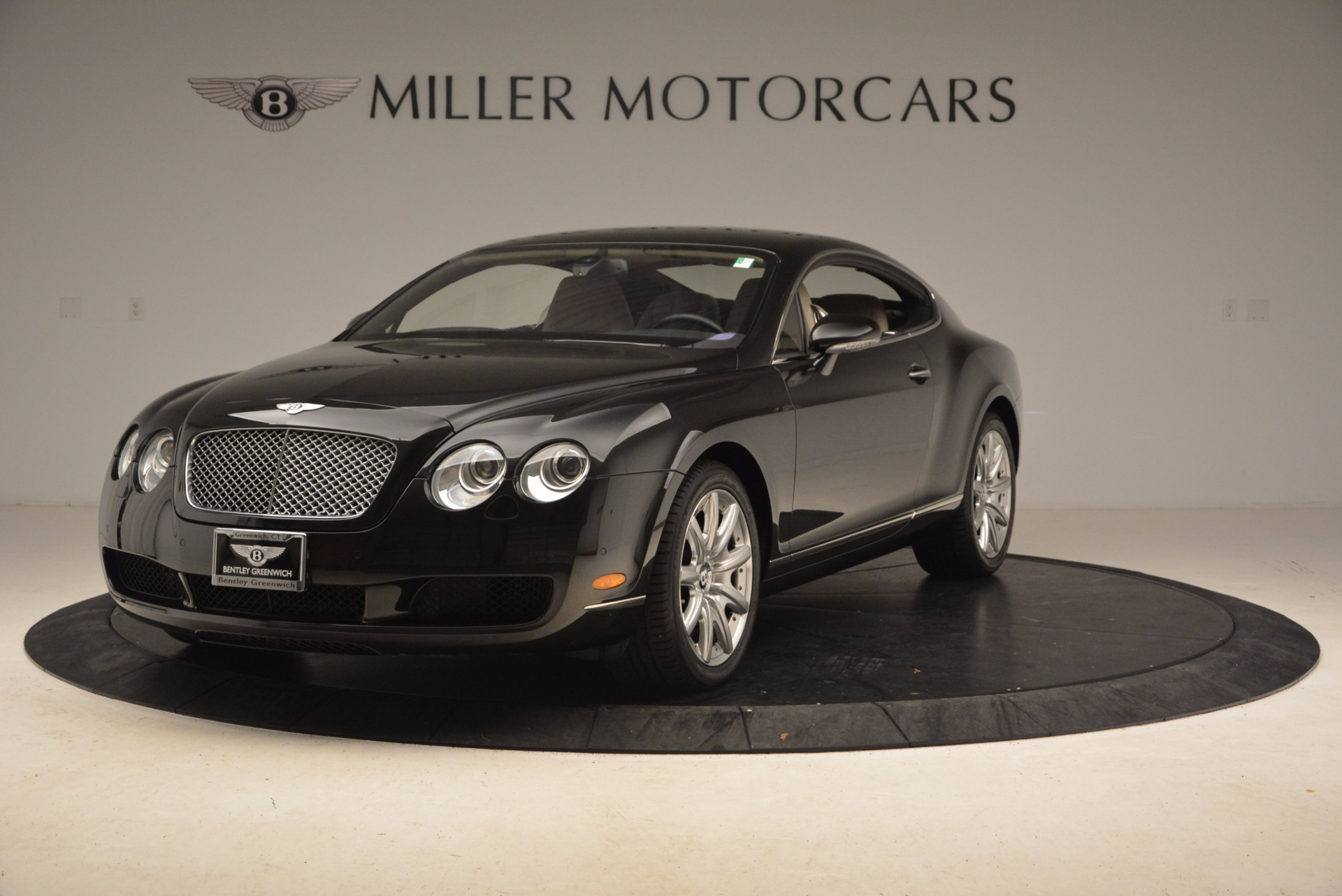 Used 2005 Bentley Continental GT W12 For Sale In Greenwich, CT 1677_main