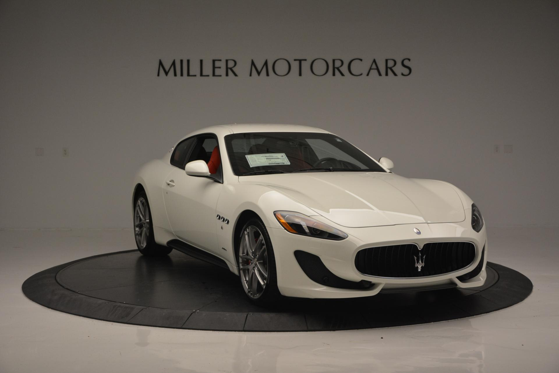 New 2017 Maserati GranTurismo Sport For Sale In Greenwich, CT 168_p11
