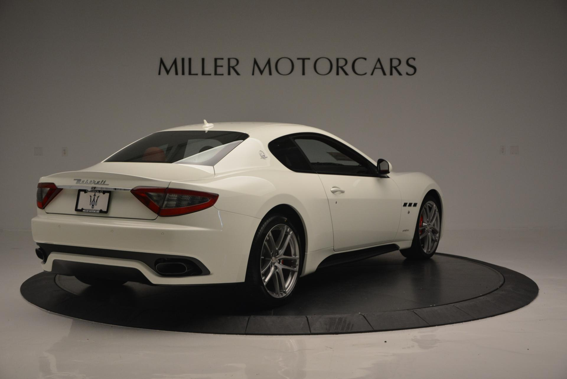 New 2017 Maserati GranTurismo Sport For Sale In Greenwich, CT 168_p7