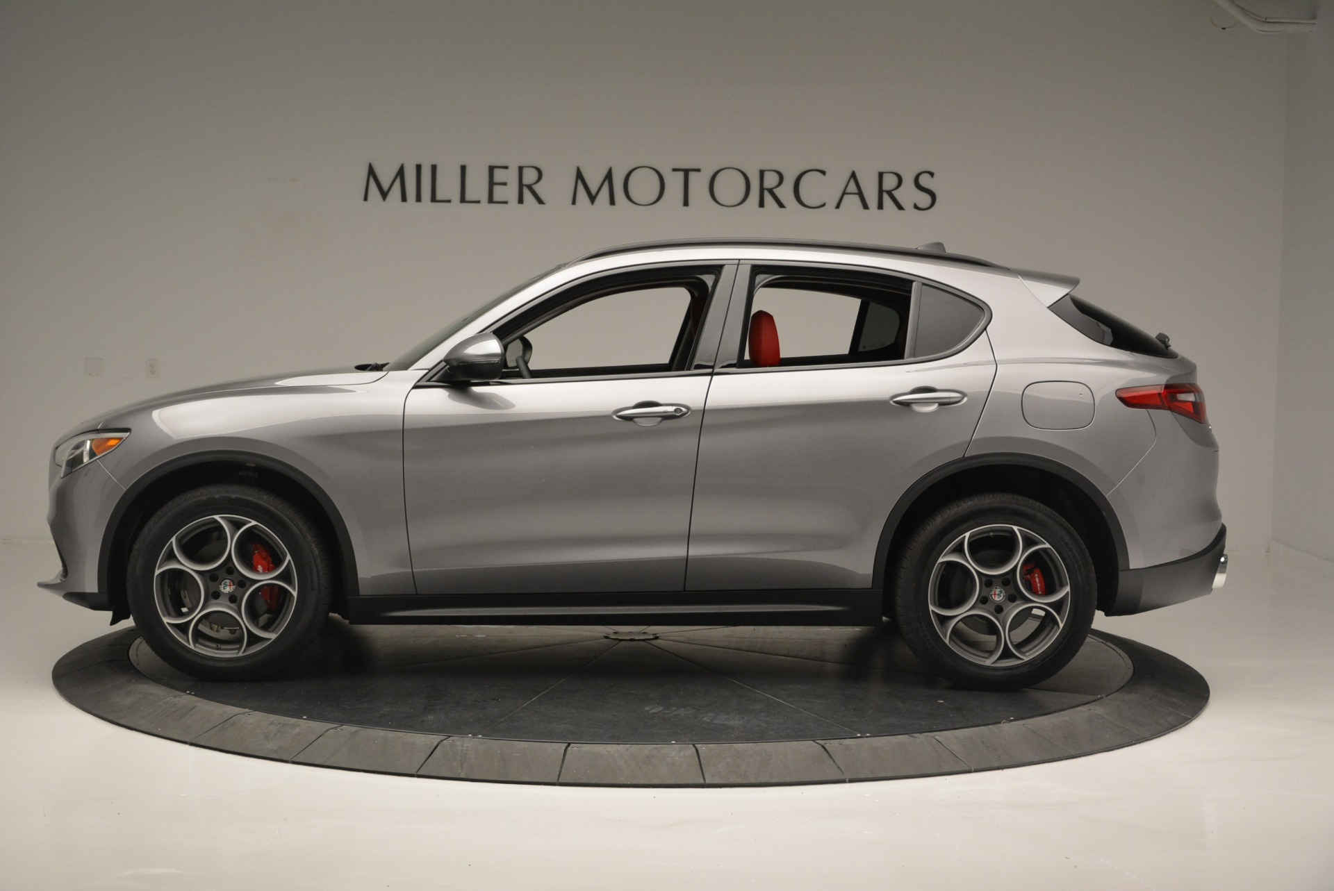 New 2018 Alfa Romeo Stelvio Sport Q4 For Sale In Greenwich, CT 1686_p12