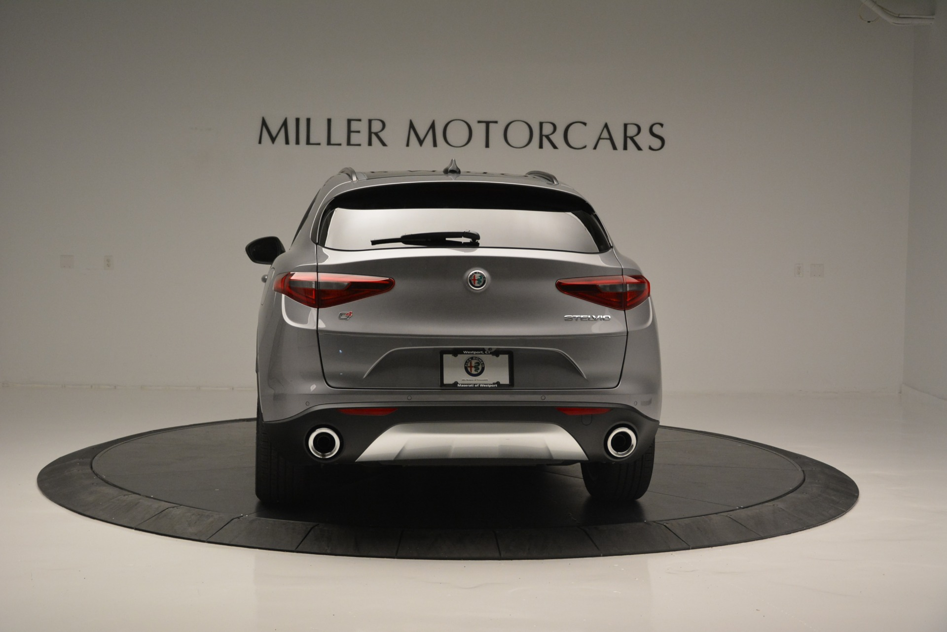 New 2018 Alfa Romeo Stelvio Sport Q4 For Sale In Greenwich, CT 1686_p5