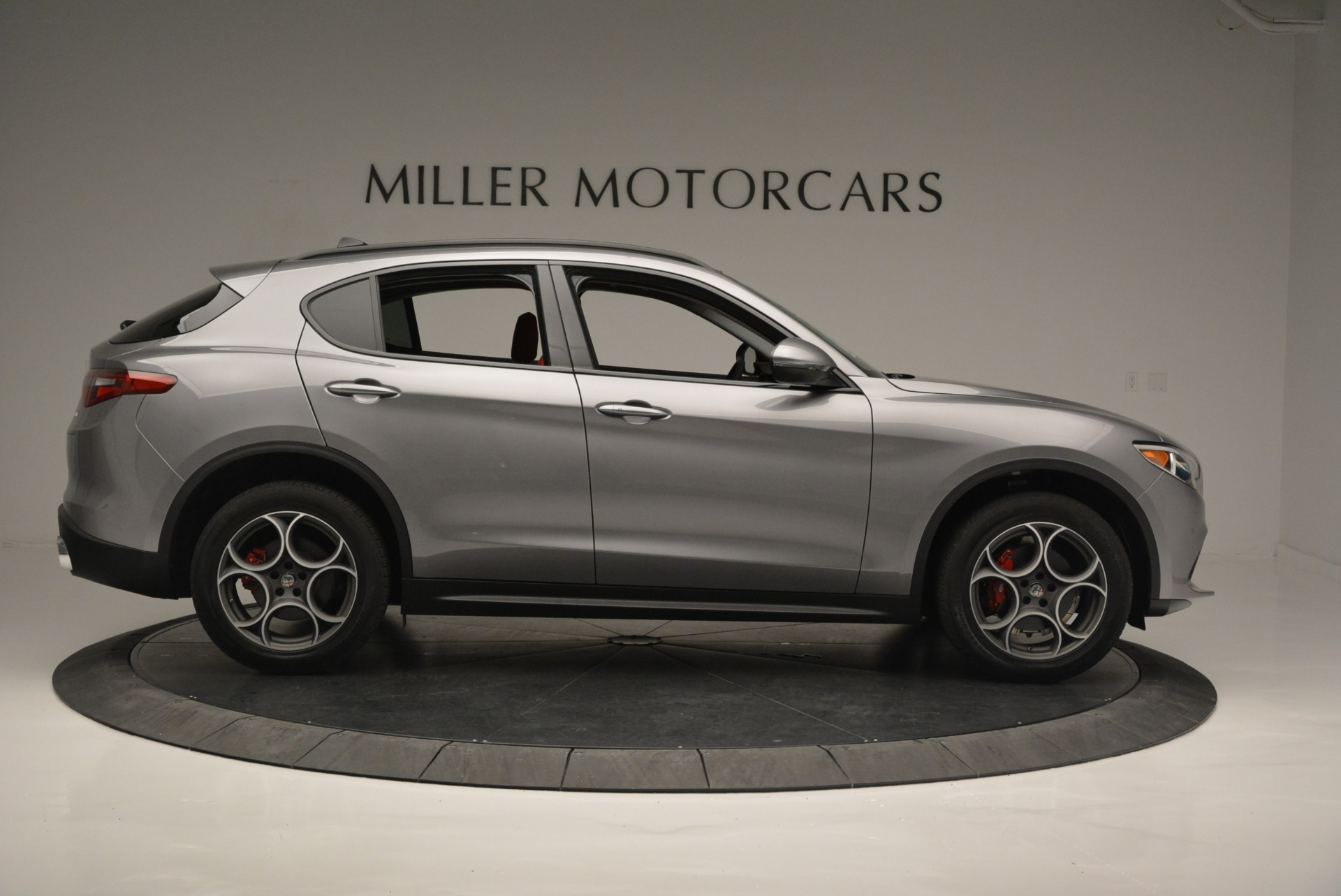 New 2018 Alfa Romeo Stelvio Sport Q4 For Sale In Greenwich, CT 1686_p8