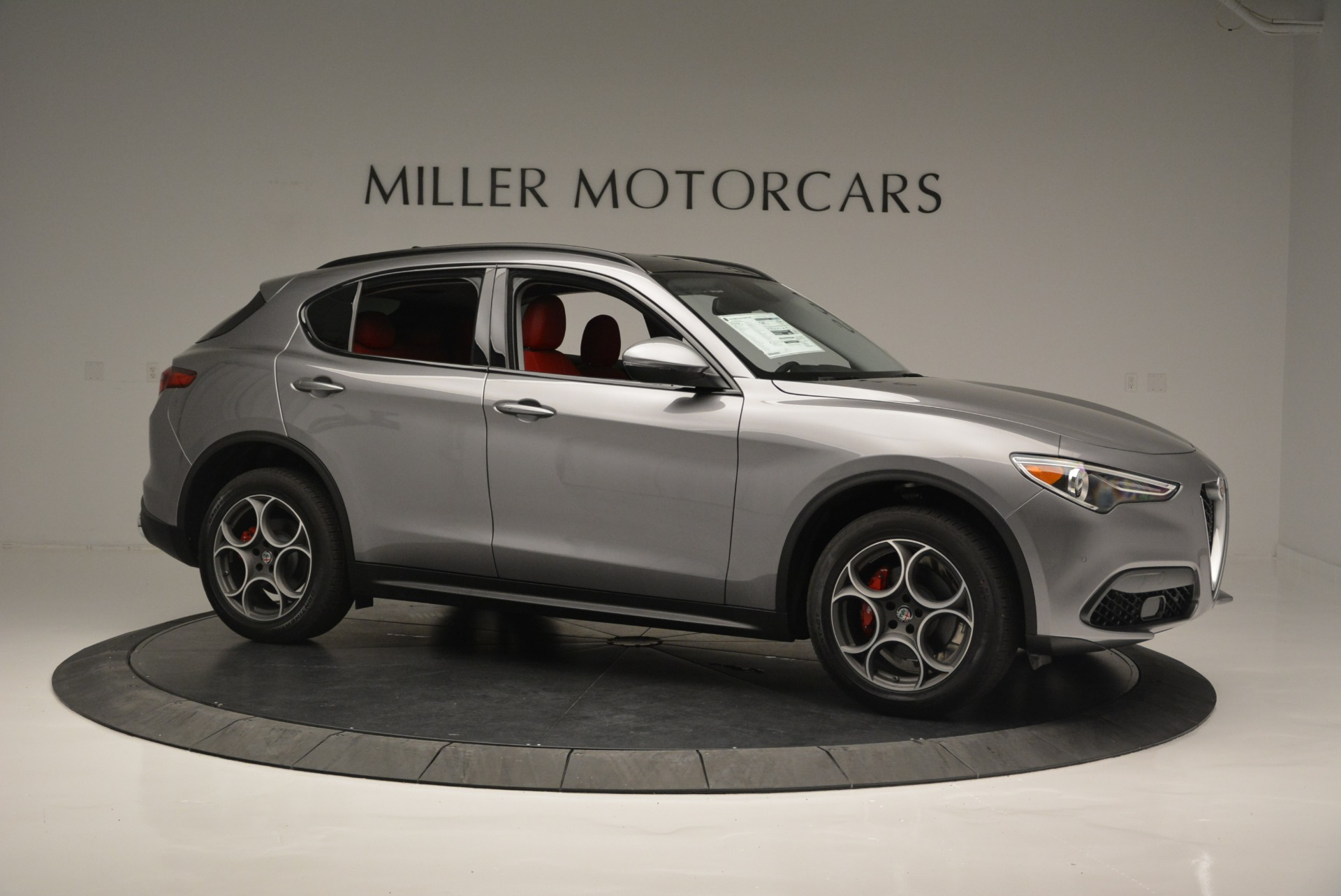 New 2018 Alfa Romeo Stelvio Sport Q4 For Sale In Greenwich, CT 1686_p9