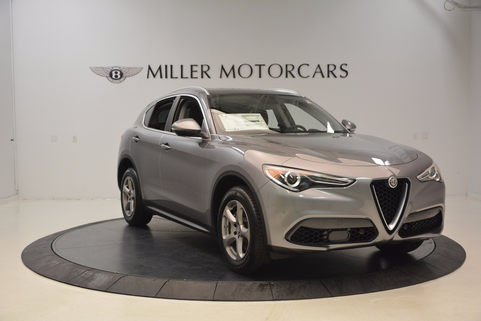 New 2018 Alfa Romeo Stelvio Q4 For Sale In Greenwich, CT 1687_p11