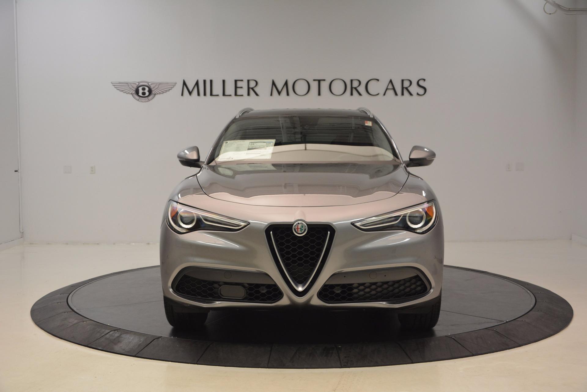 New 2018 Alfa Romeo Stelvio Q4 For Sale In Greenwich, CT 1687_p12
