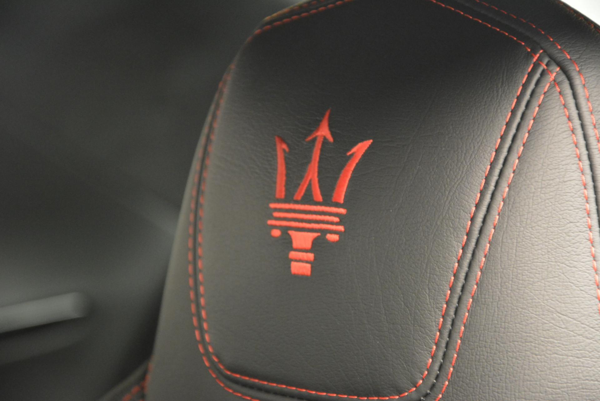 New 2016 Maserati GranTurismo Sport For Sale In Greenwich, CT 169_p14