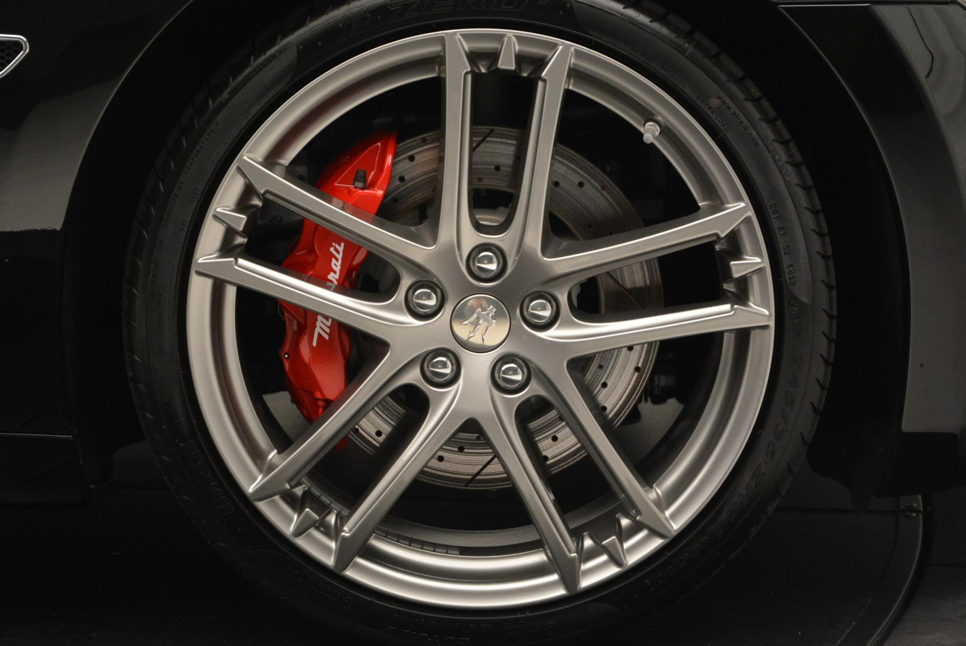 New 2016 Maserati GranTurismo Sport For Sale In Greenwich, CT 169_p20