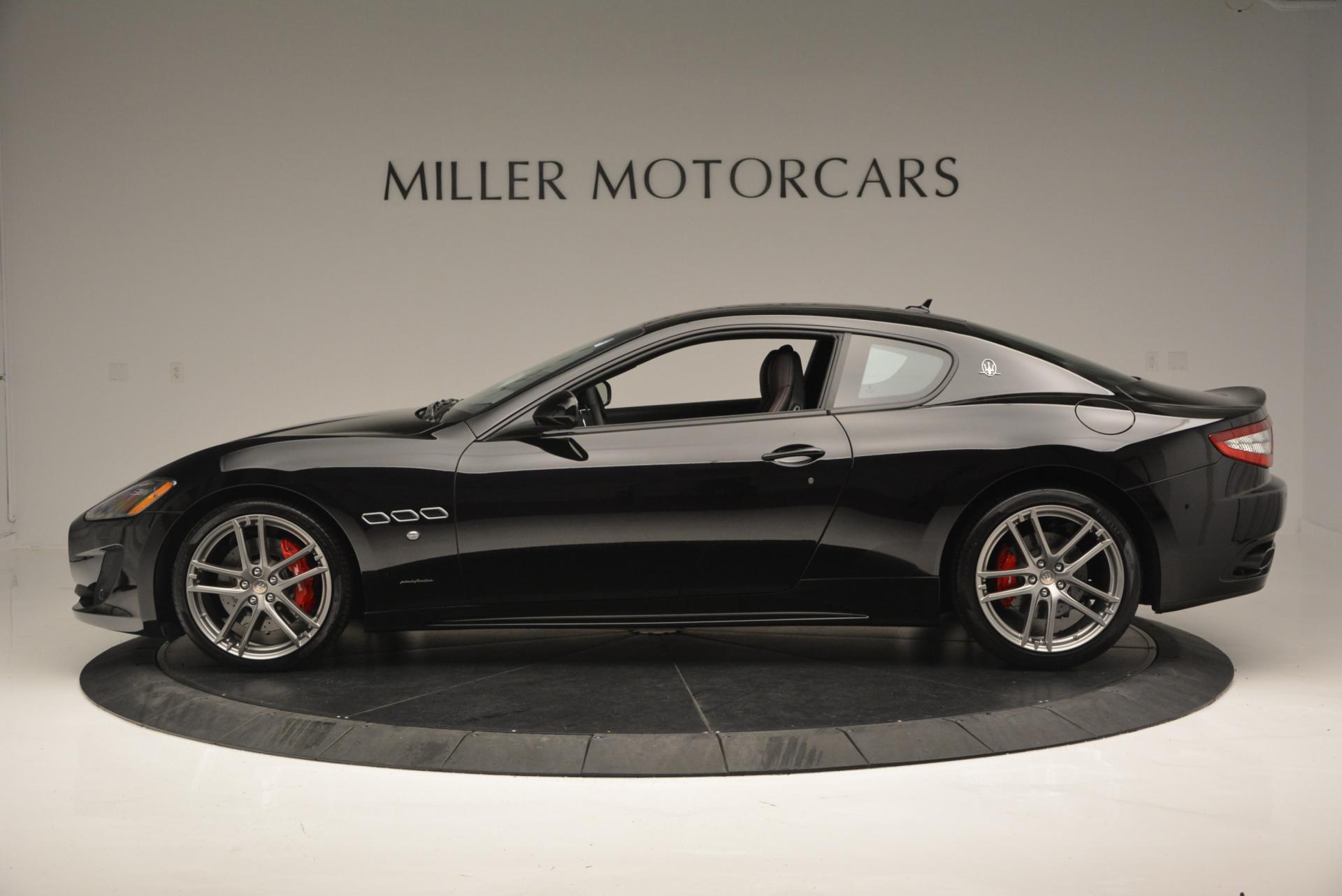 New 2016 Maserati GranTurismo Sport For Sale In Greenwich, CT 169_p2
