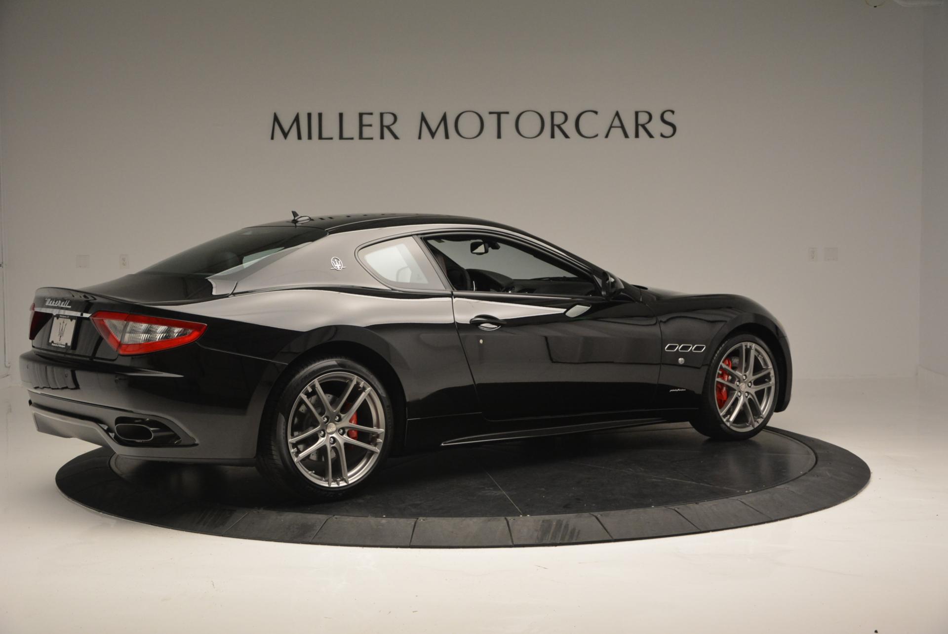 New 2016 Maserati GranTurismo Sport For Sale In Greenwich, CT 169_p7