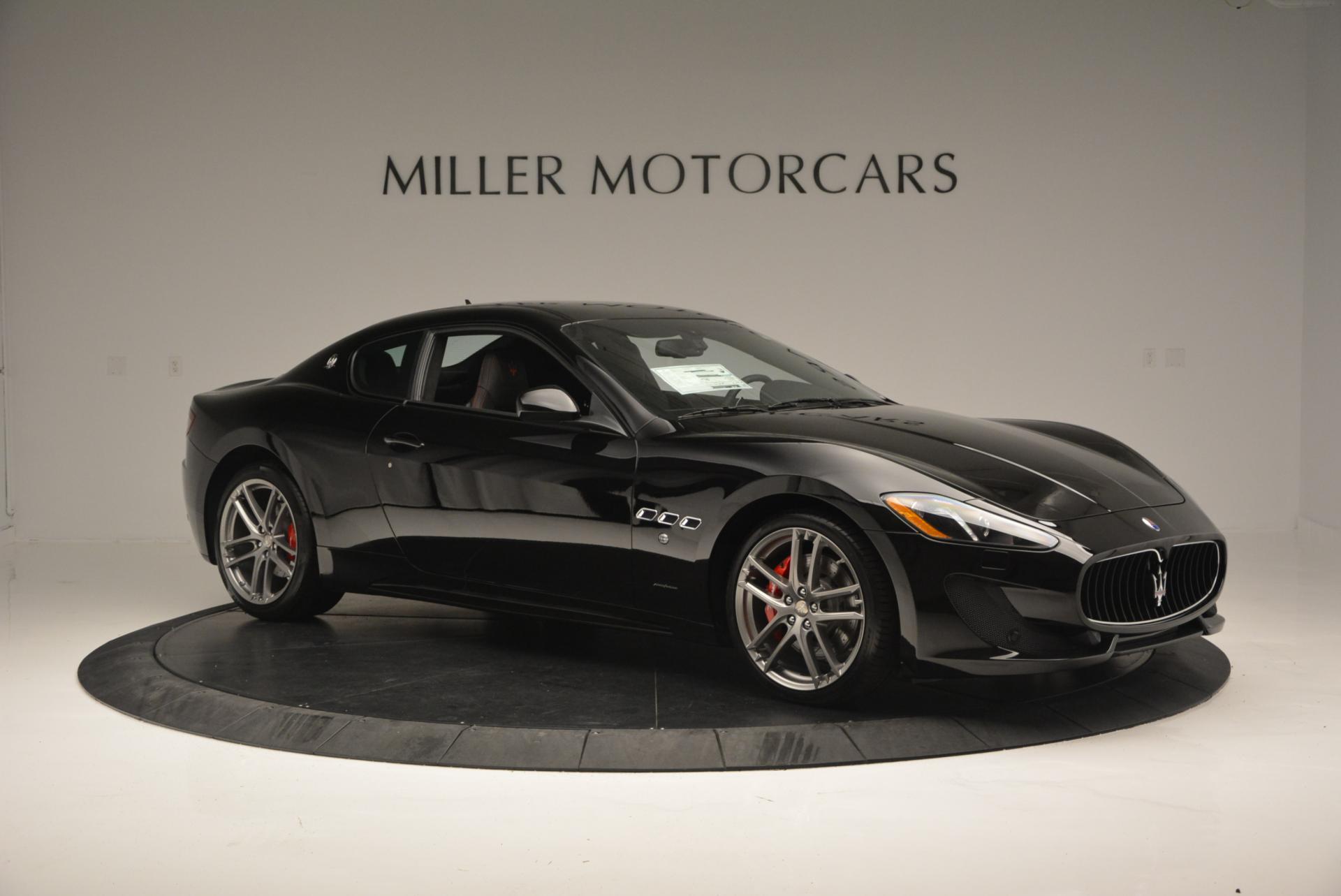 New 2016 Maserati GranTurismo Sport For Sale In Greenwich, CT 169_p9