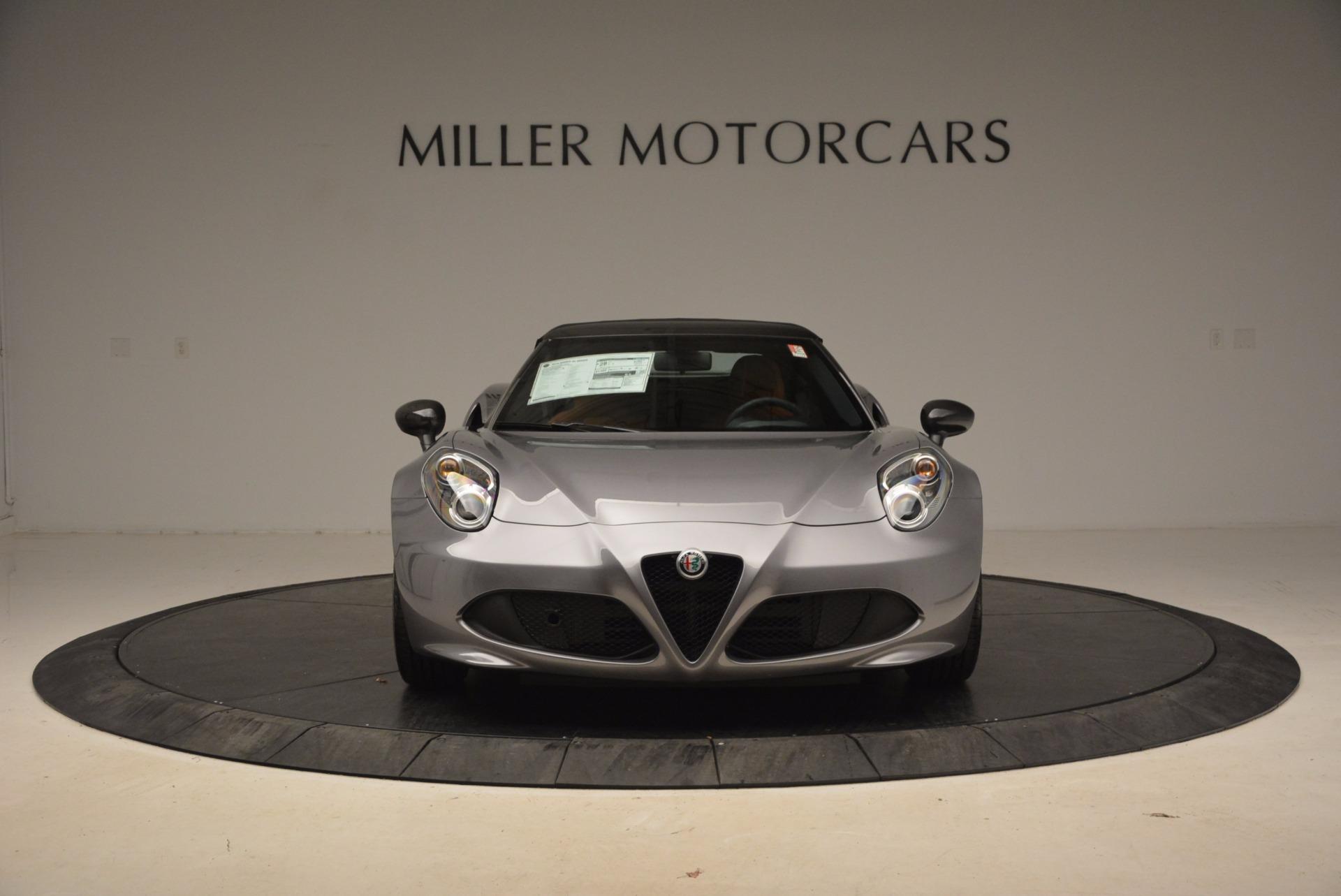 New 2018 Alfa Romeo 4C Spider For Sale In Greenwich, CT 1693_p22