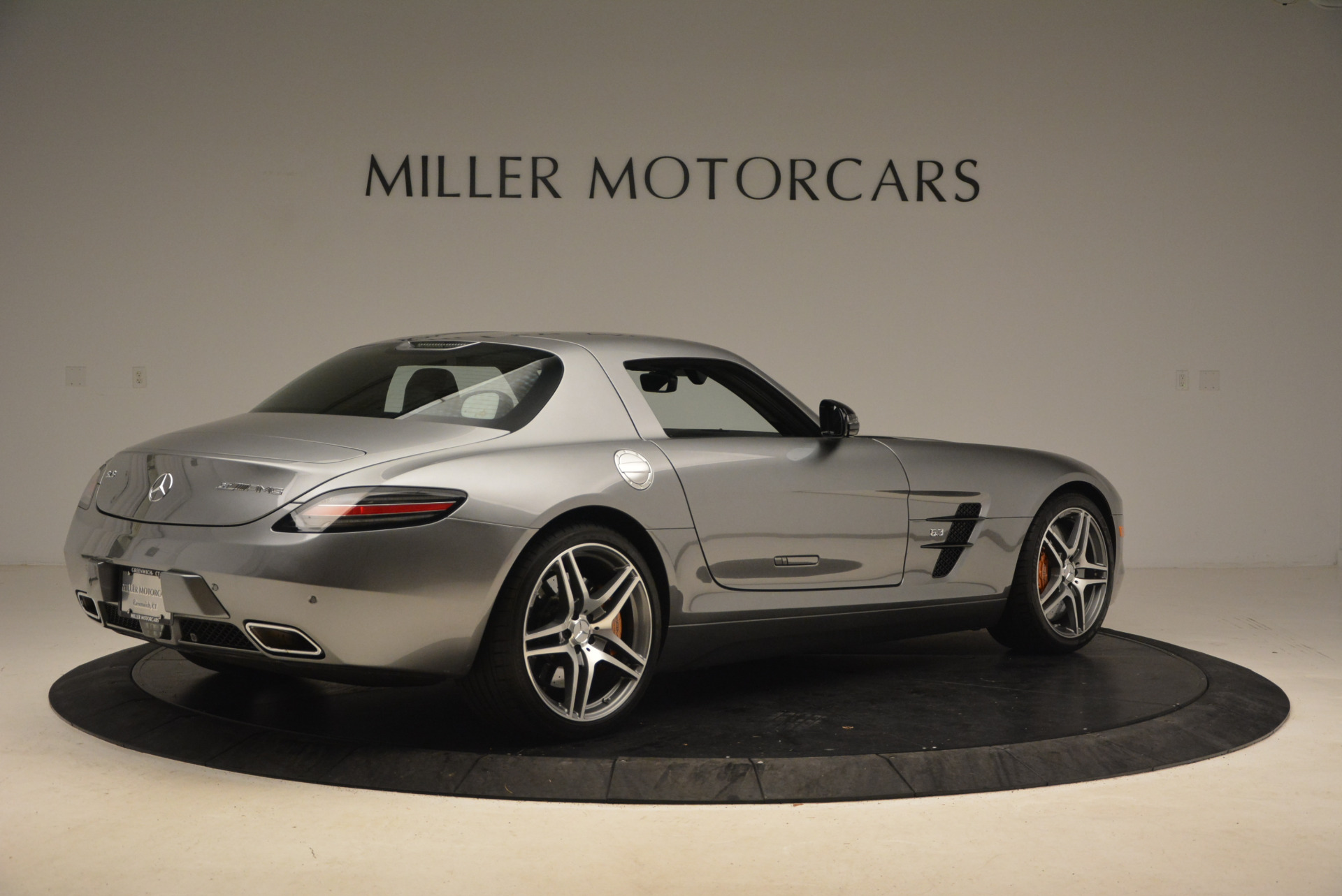 Used 2014 Mercedes-Benz SLS AMG GT For Sale In Greenwich, CT 1694_p10