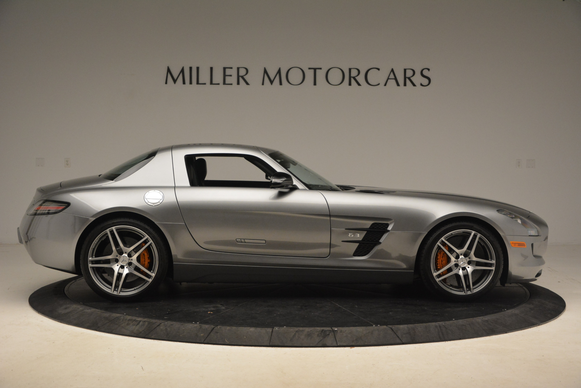 Used 2014 Mercedes-Benz SLS AMG GT For Sale In Greenwich, CT 1694_p11